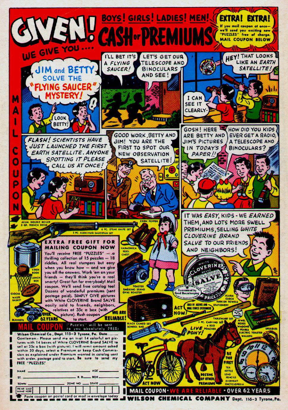 Read online Adventure Comics (1938) comic -  Issue #236 - 36