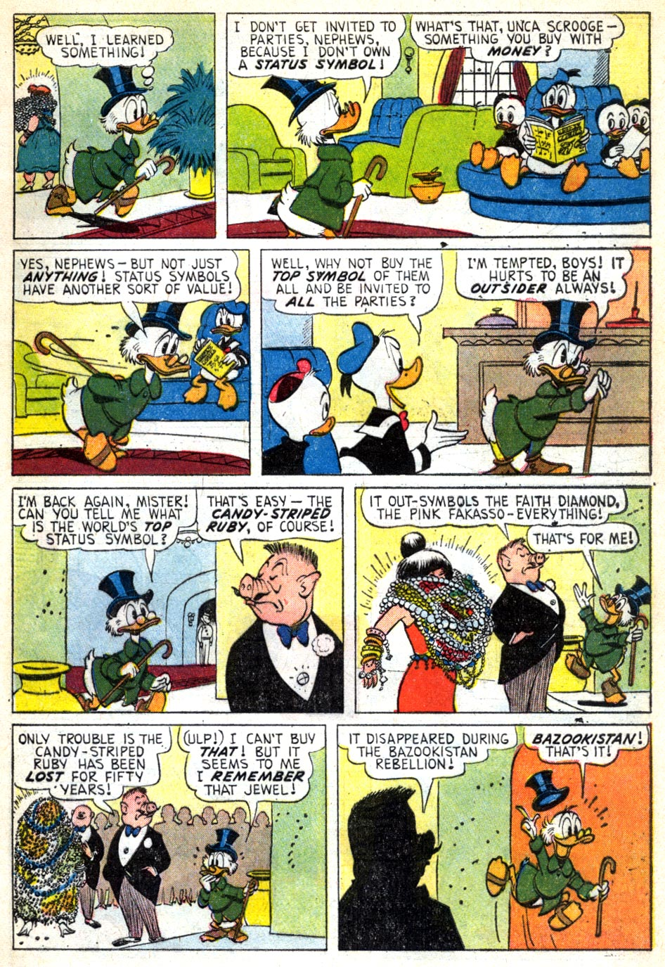 Read online Uncle Scrooge (1953) comic -  Issue #41 - 5