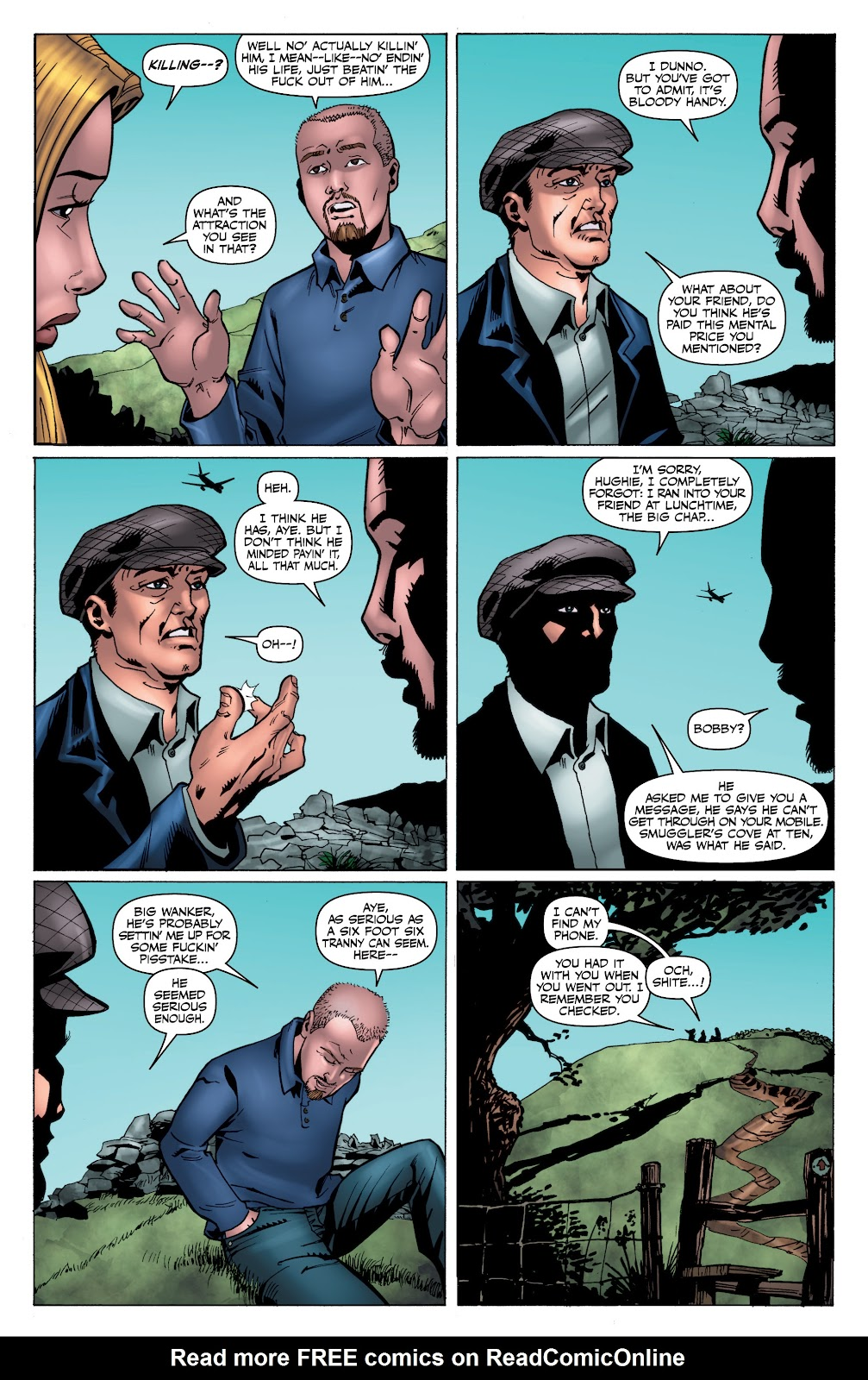 Read online The Boys Omnibus comic -  Issue # TPB 4 (Part 4) - 22