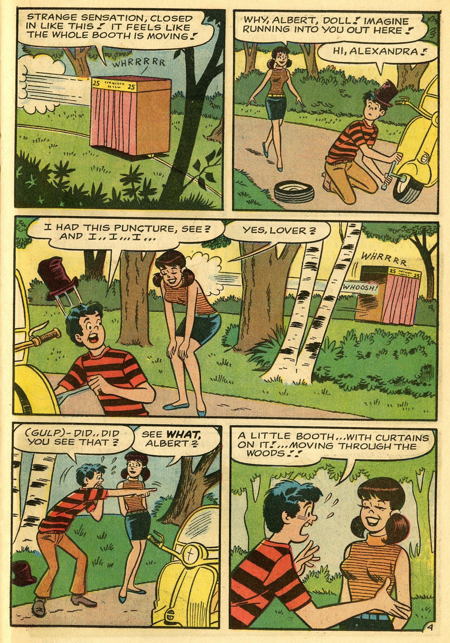 Read online She's Josie comic -  Issue #24 - 23