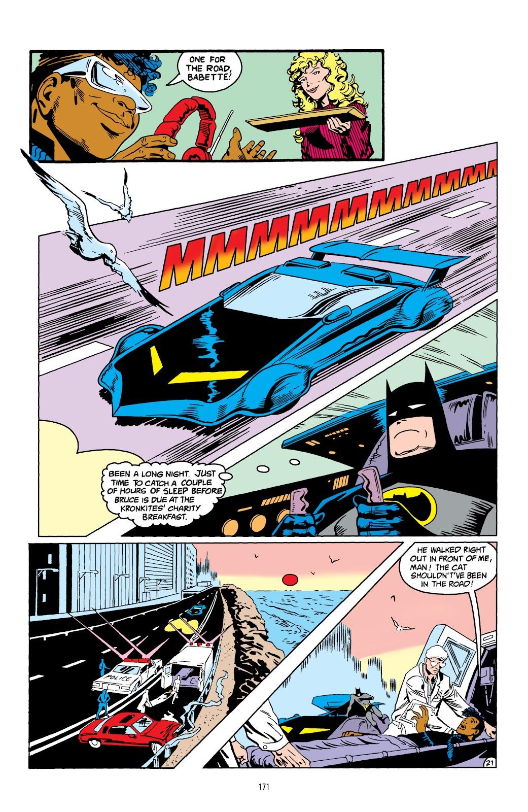 Read online Detective Comics (1937) comic -  Issue # _TPB Batman - The Dark Knight Detective 2 (Part 2) - 73