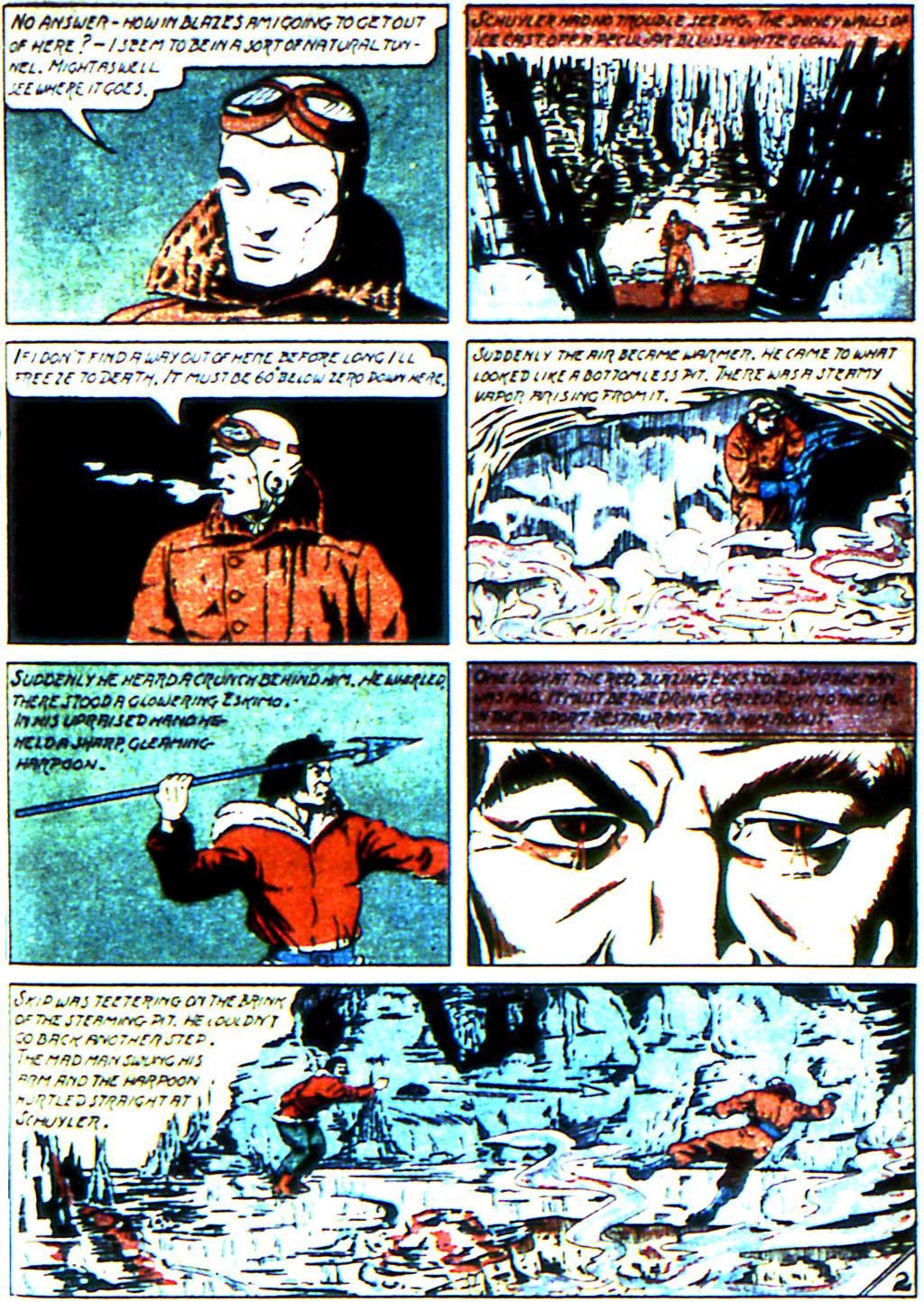 Read online Adventure Comics (1938) comic -  Issue #45 - 45