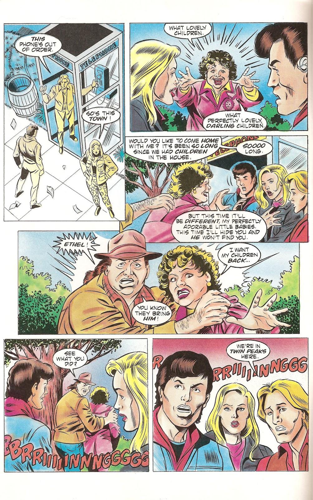 Read online Freddy's Dead: The Final Nightmare comic -  Issue #2 - 4