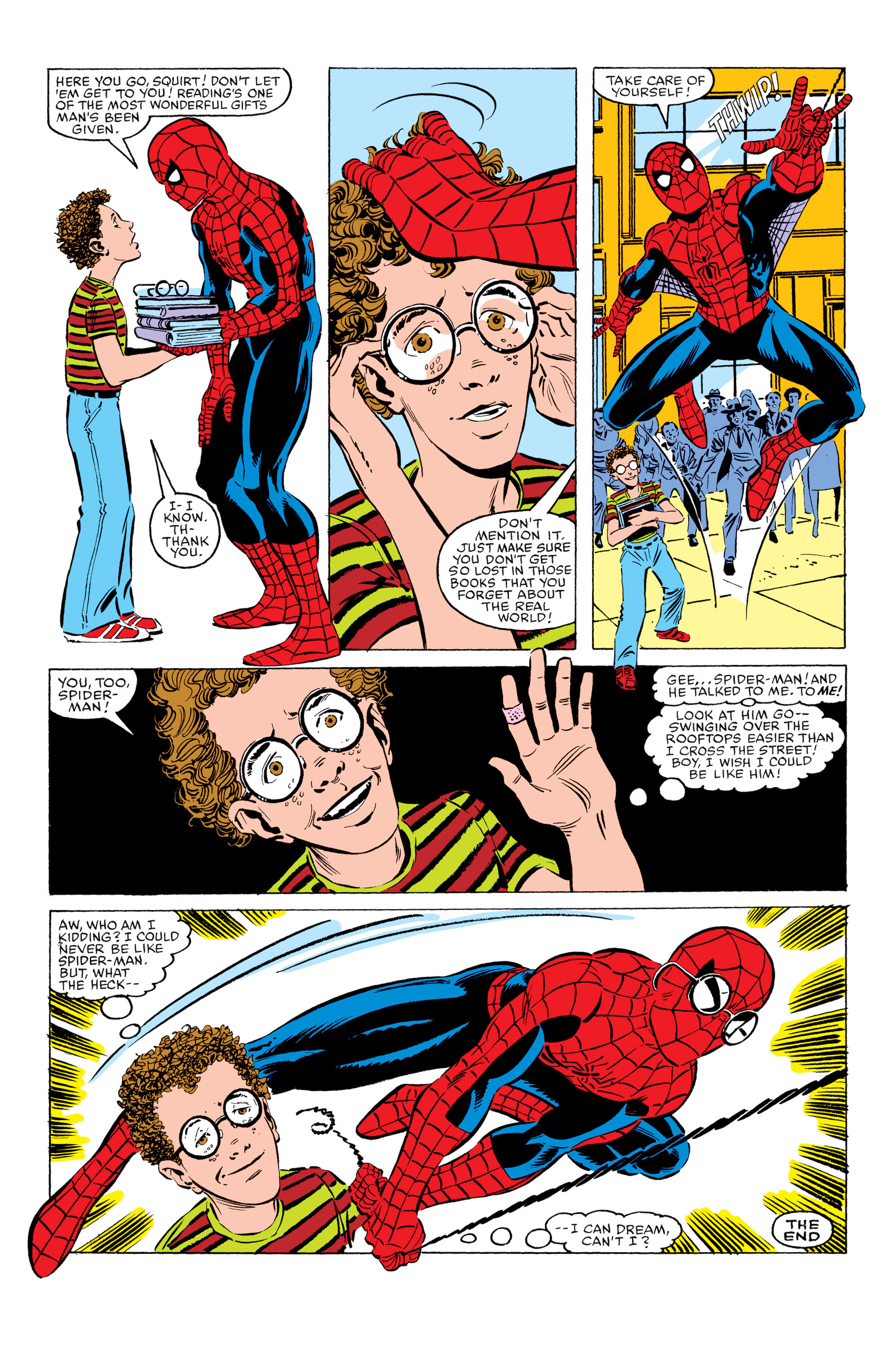 The Amazing Spider-Man (1963) 246 Page 22