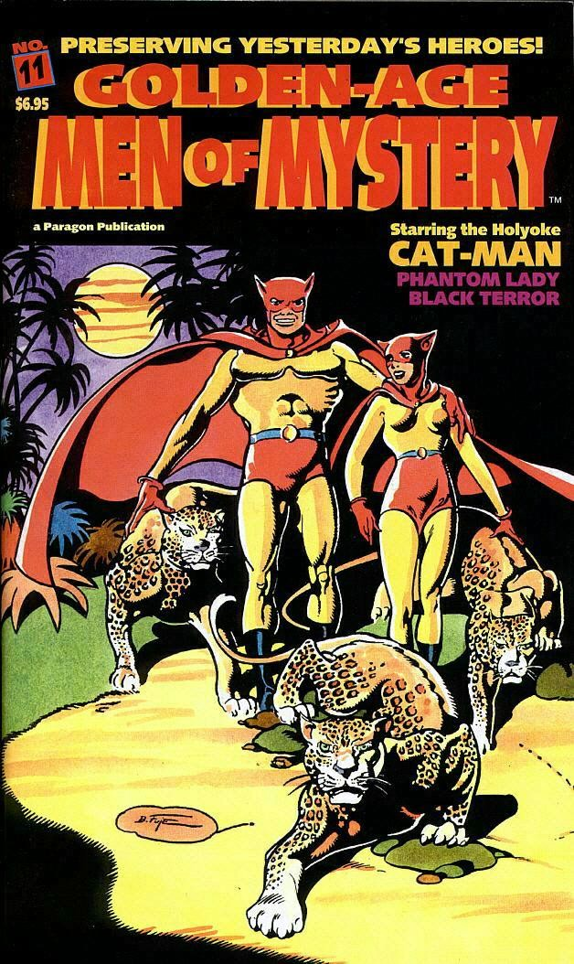 Read online Golden-Age Men of Mystery comic -  Issue #11 - 1