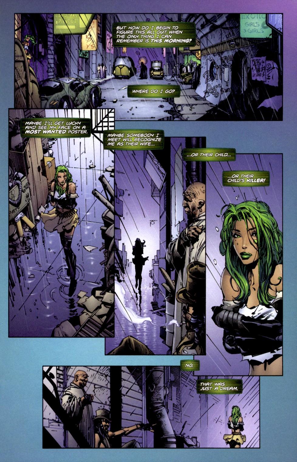 Read online Aphrodite IX (2000) comic -  Issue #2 - 15