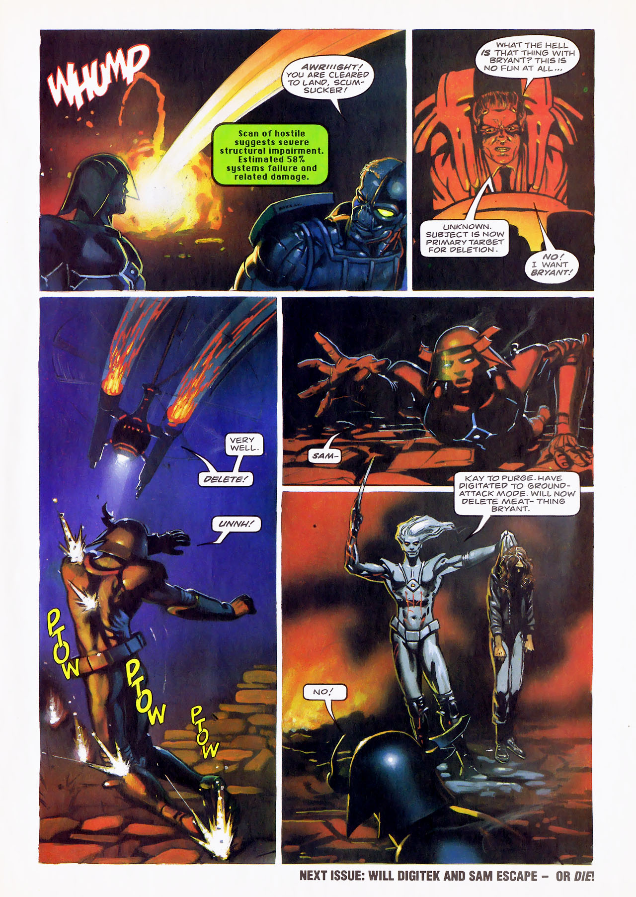 Read online Overkill comic -  Issue #15 - 21