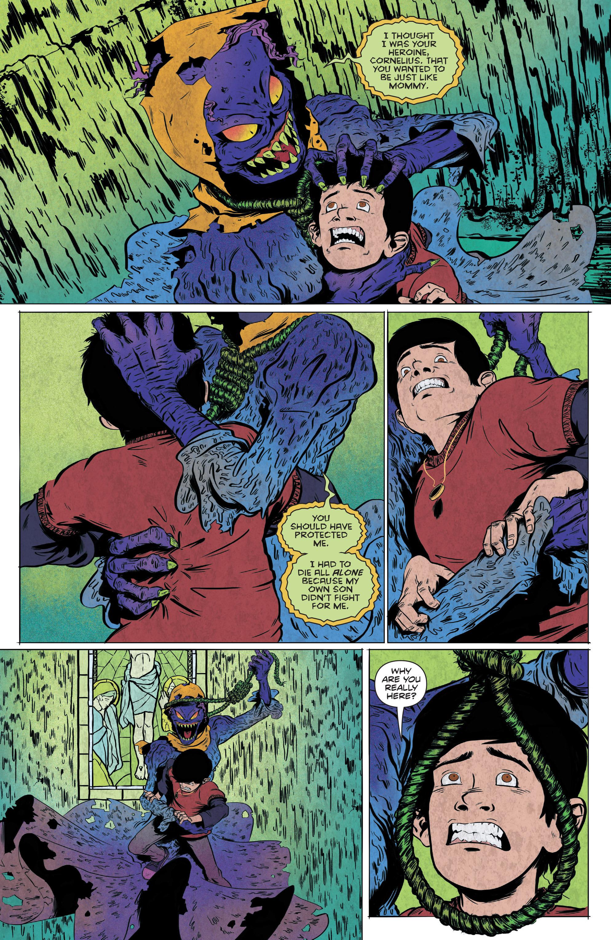 Read online Translucid comic -  Issue #6 - 7