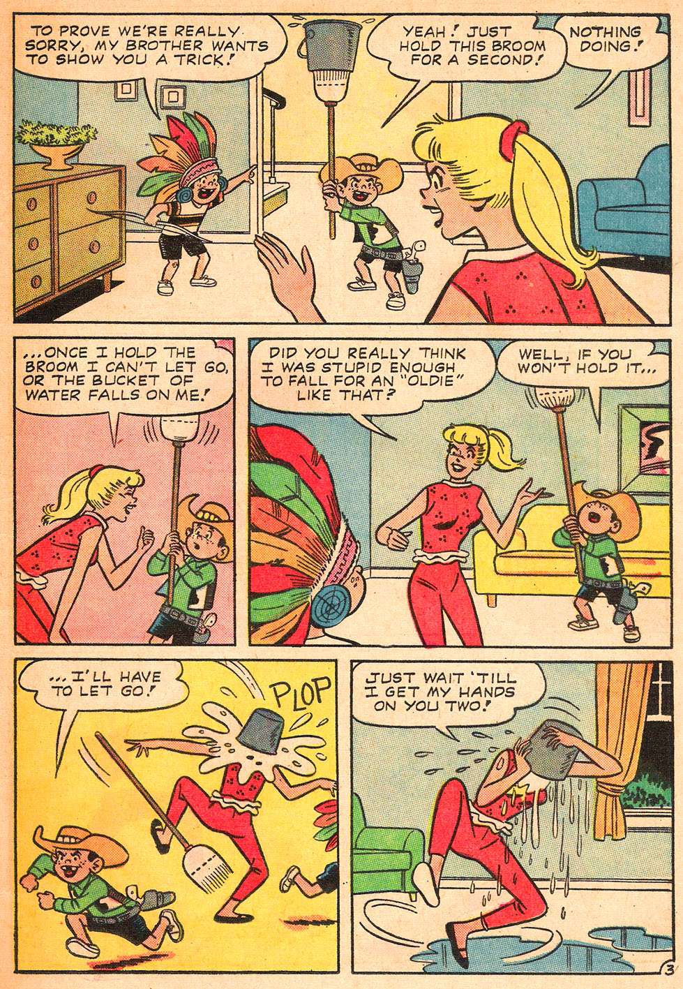 Read online Archie's Girls Betty and Veronica comic -  Issue #122 - 5