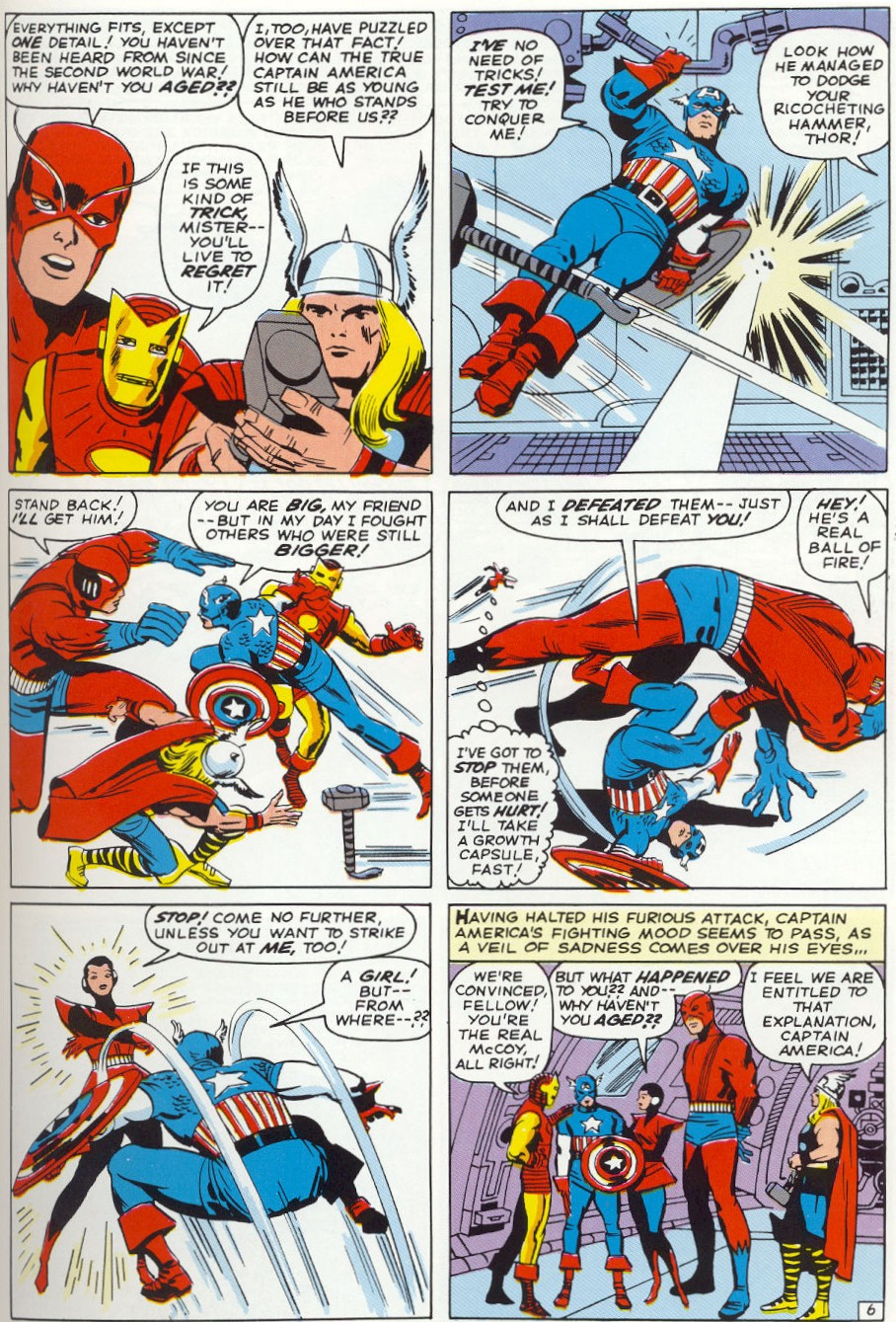 The Avengers (1963) 4 Page 6