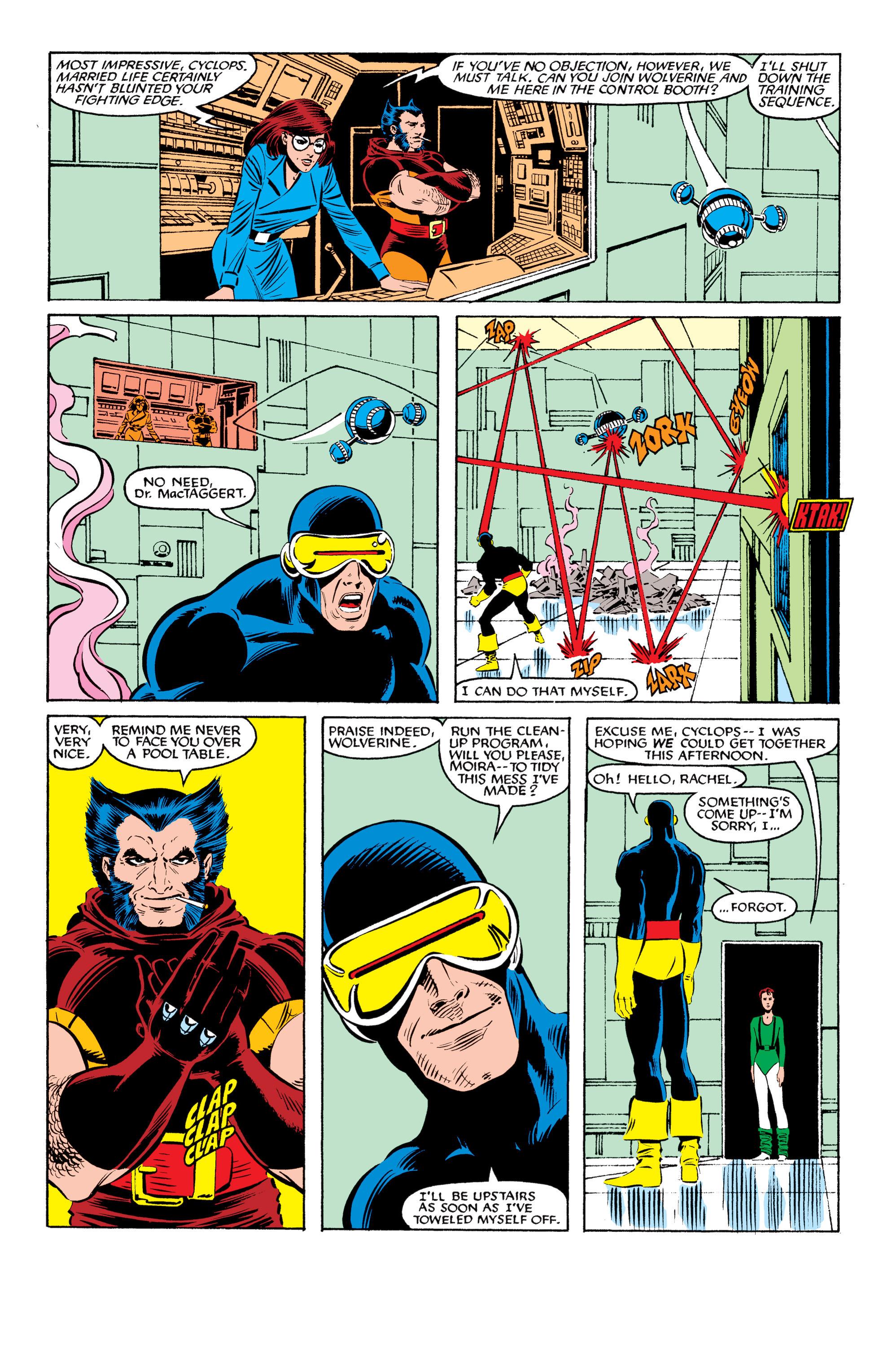 Read online Uncanny X-Men (1963) comic -  Issue #199 - 3