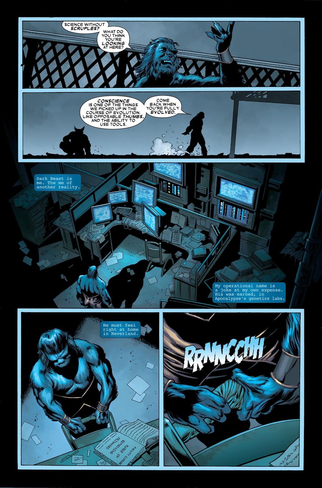 Uncanny X-Men (1963) issue 489 - Page 29