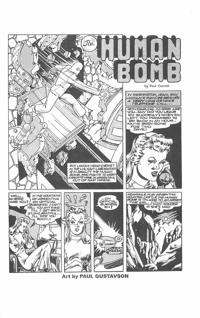 Read online Men of Mystery Comics comic -  Issue #22 - 45