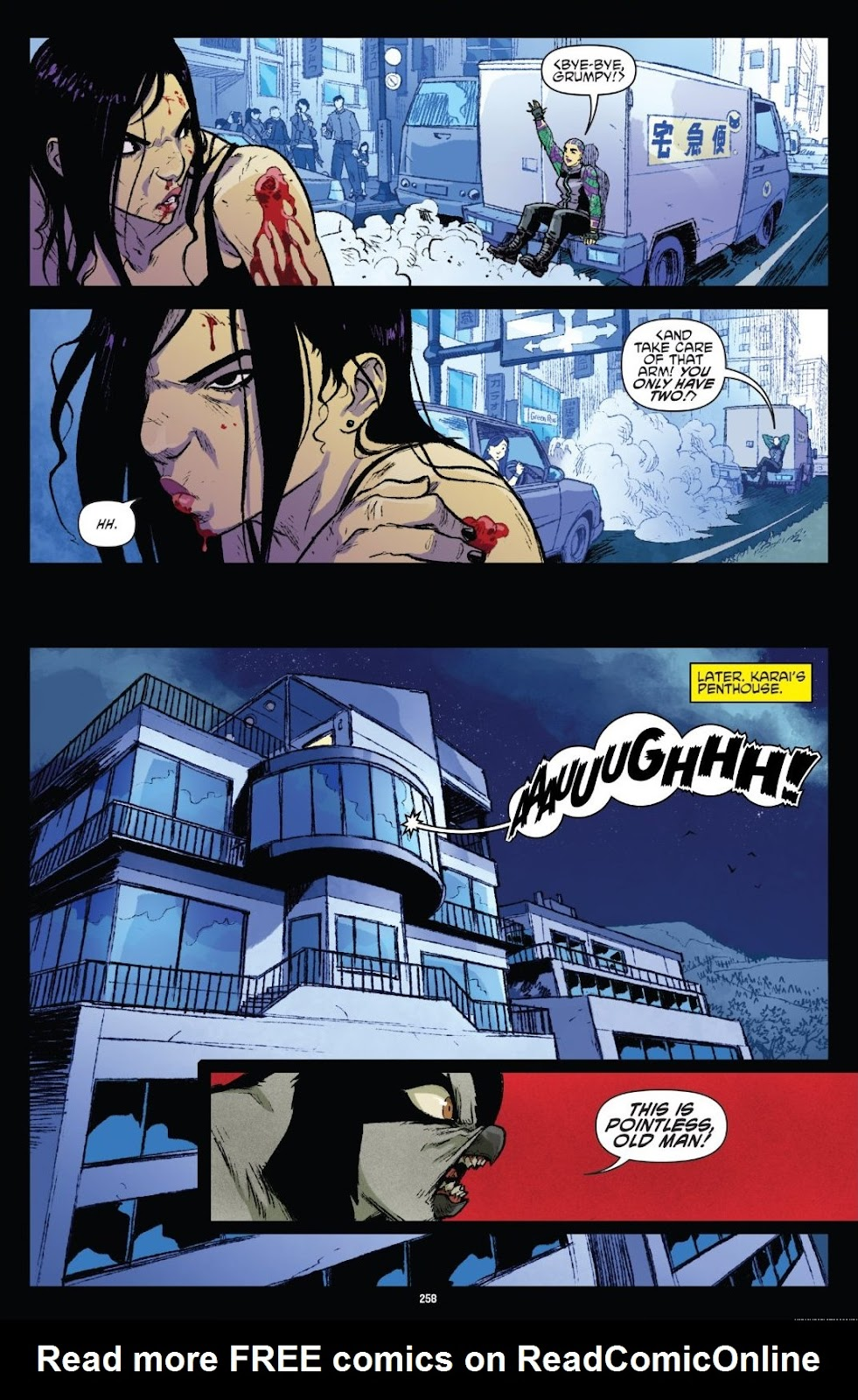 Read online Teenage Mutant Ninja Turtles: The IDW Collection comic -  Issue # TPB 9 (Part 3) - 55