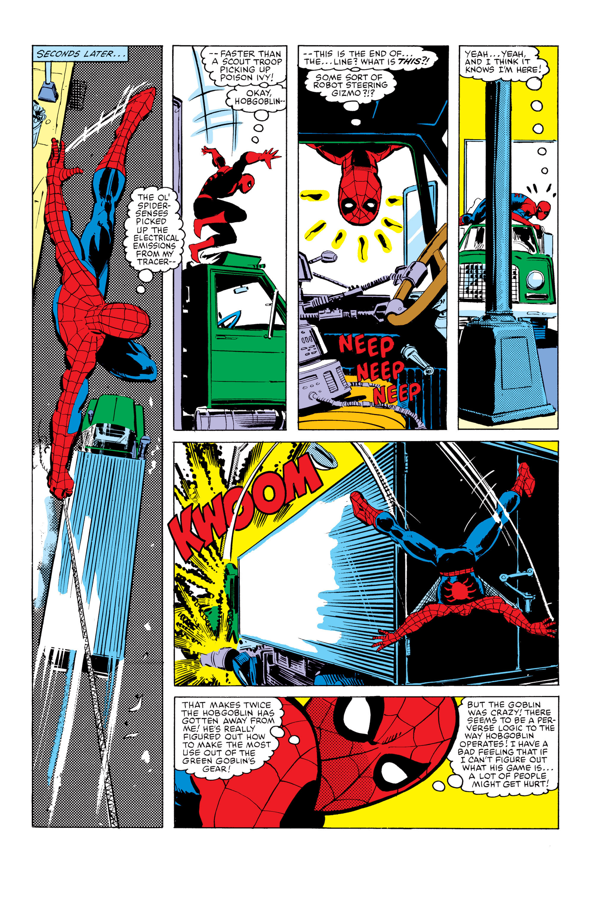 The Amazing Spider-Man (1963) 244 Page 19