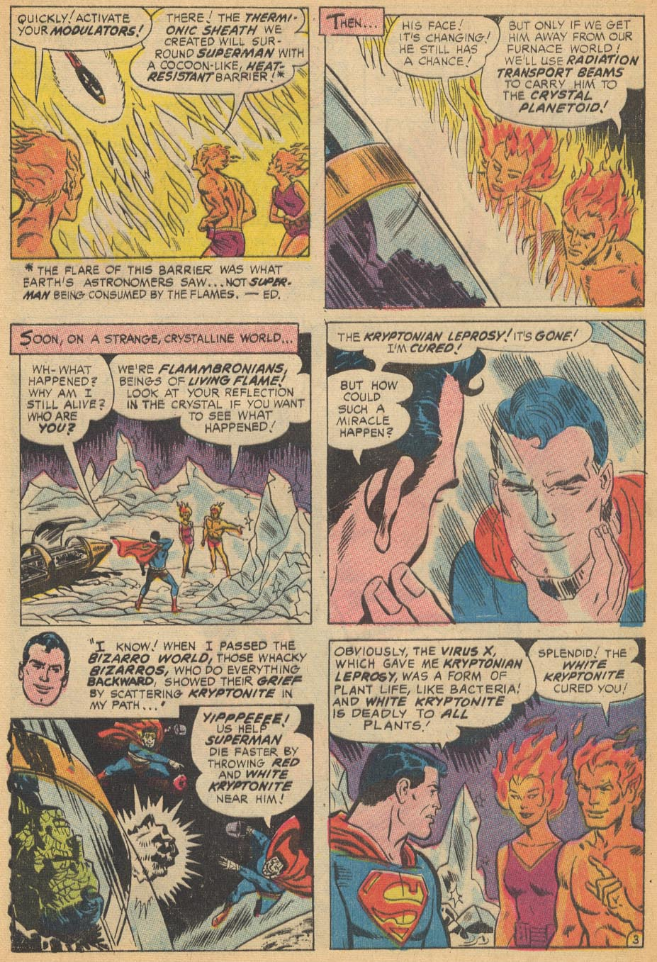 Read online Action Comics (1938) comic -  Issue #366 - 5