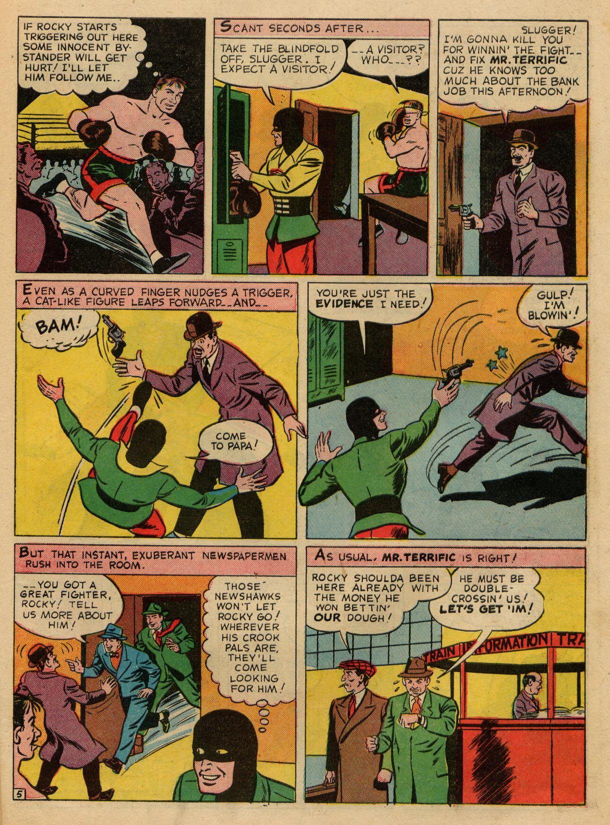 Read online Sensation (Mystery) Comics comic -  Issue #22 - 46