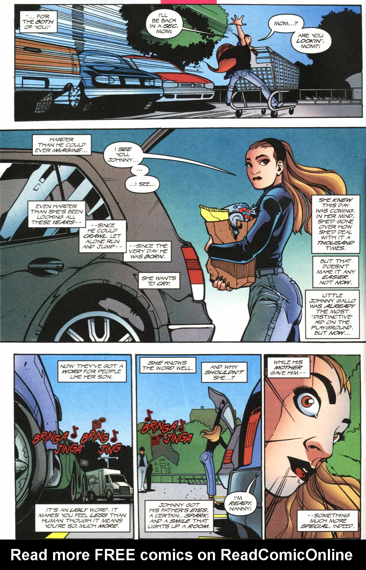 Read online Slingers comic -  Issue #9 - 5