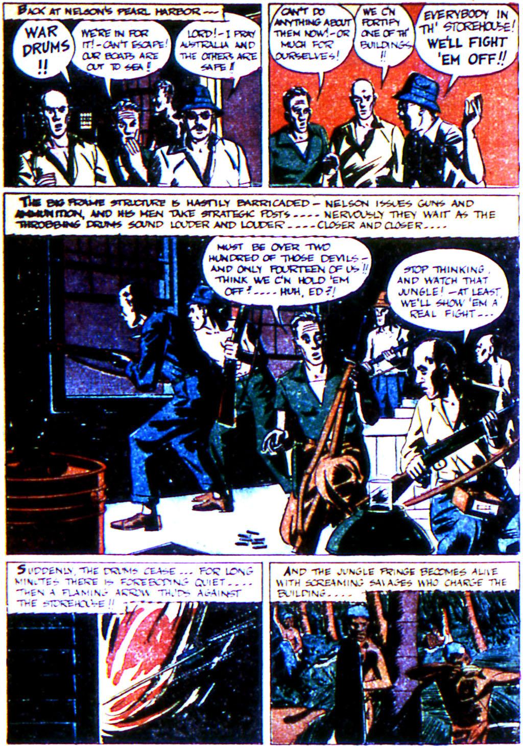 Read online Adventure Comics (1938) comic -  Issue #43 - 6