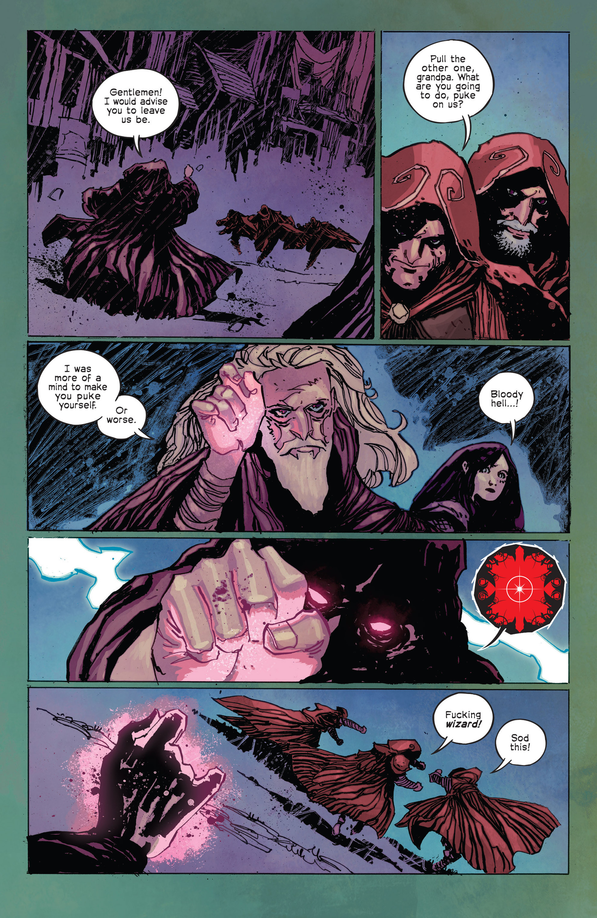 Read online Umbral comic -  Issue #2 - 15