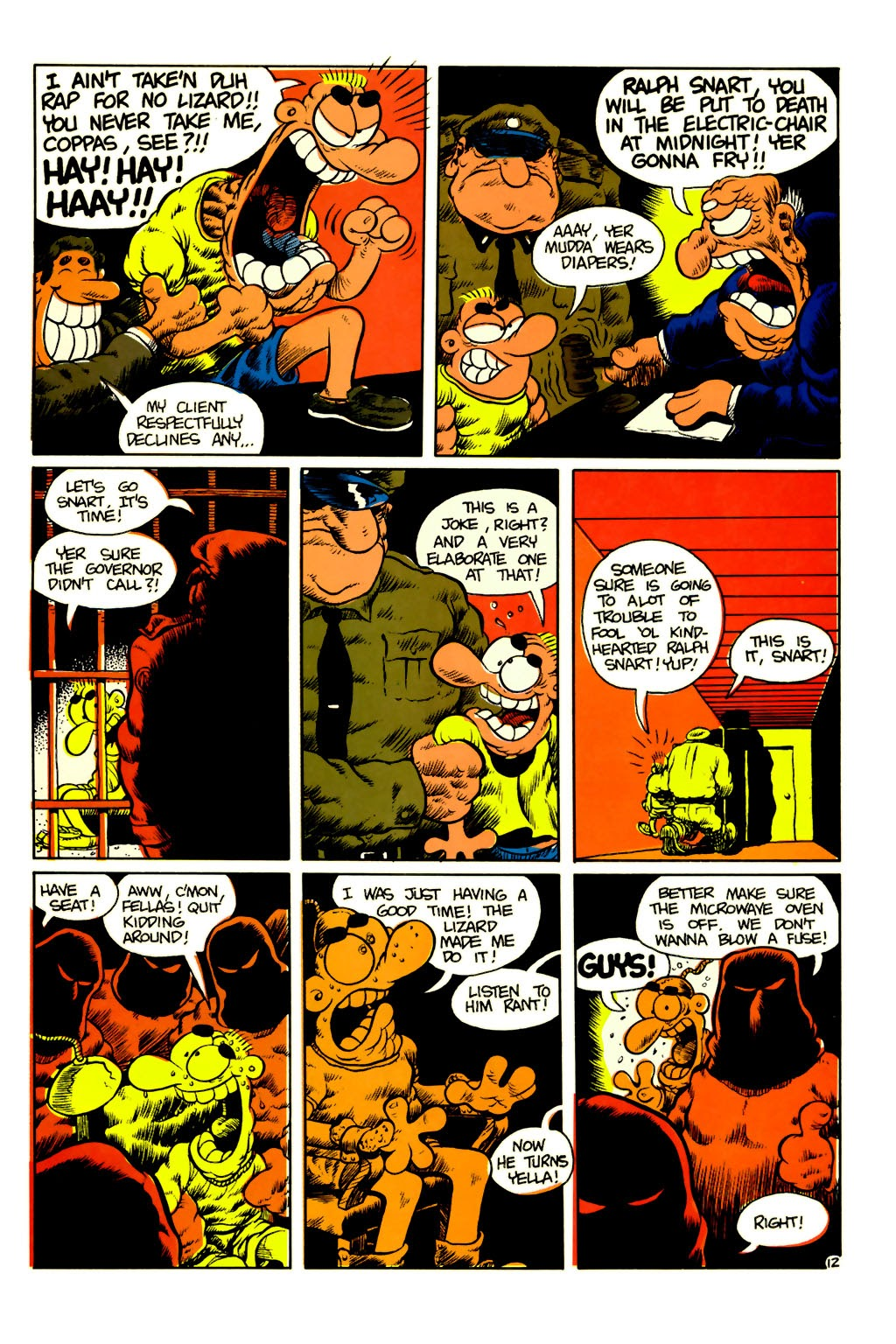 Ralph Snart Adventures (1988) issue 4 - Page 14