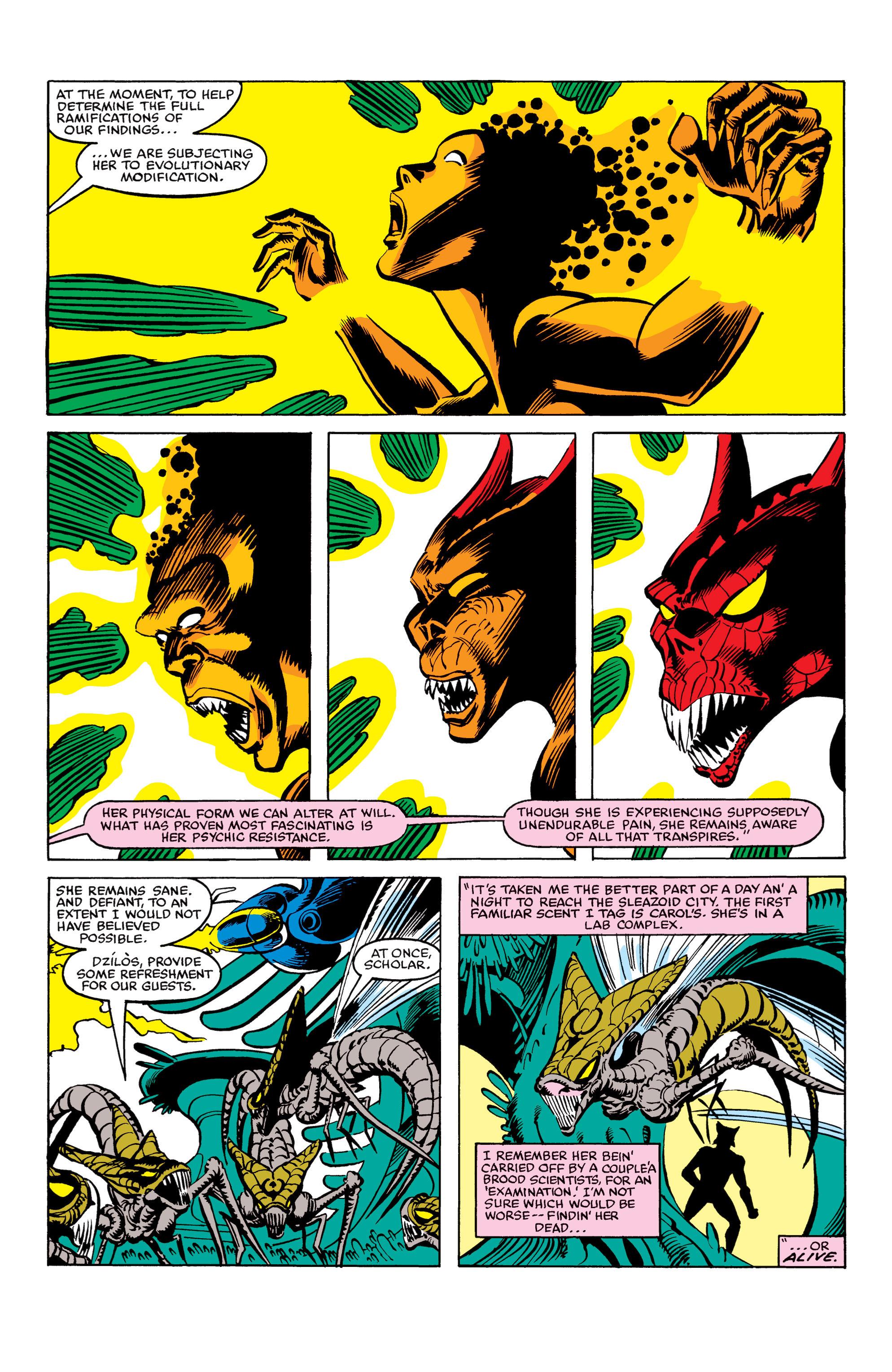 Read online Uncanny X-Men (1963) comic -  Issue #163 - 3
