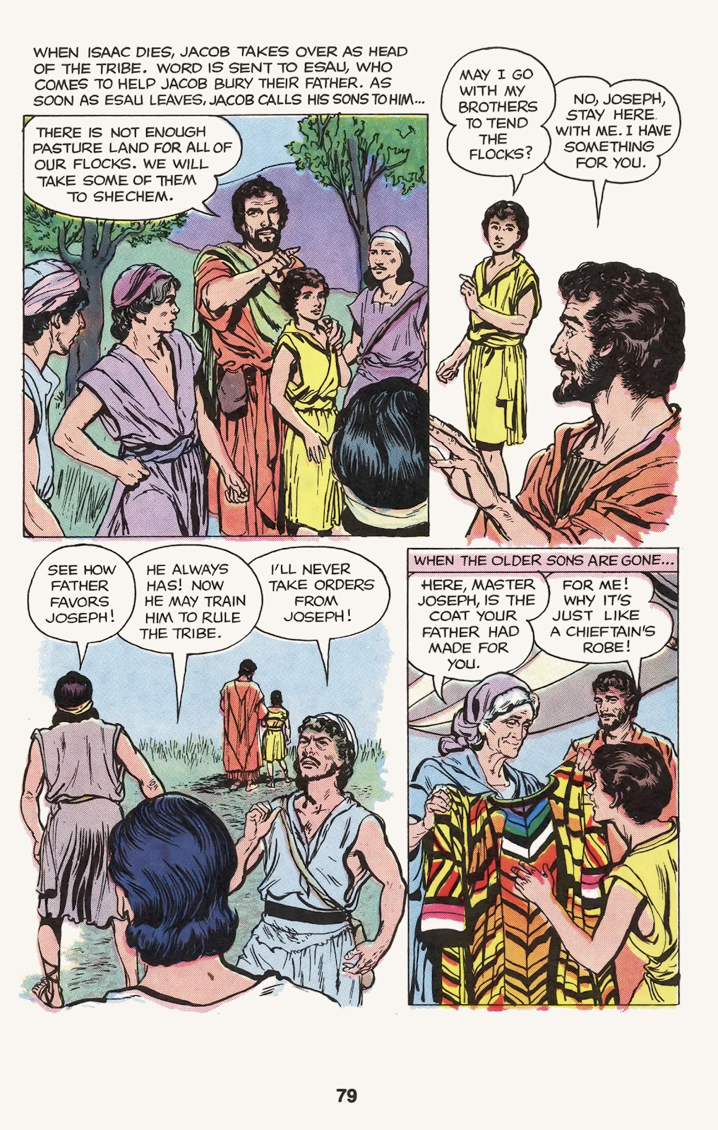 The Picture Bible issue TPB (Part 1) - Page 81