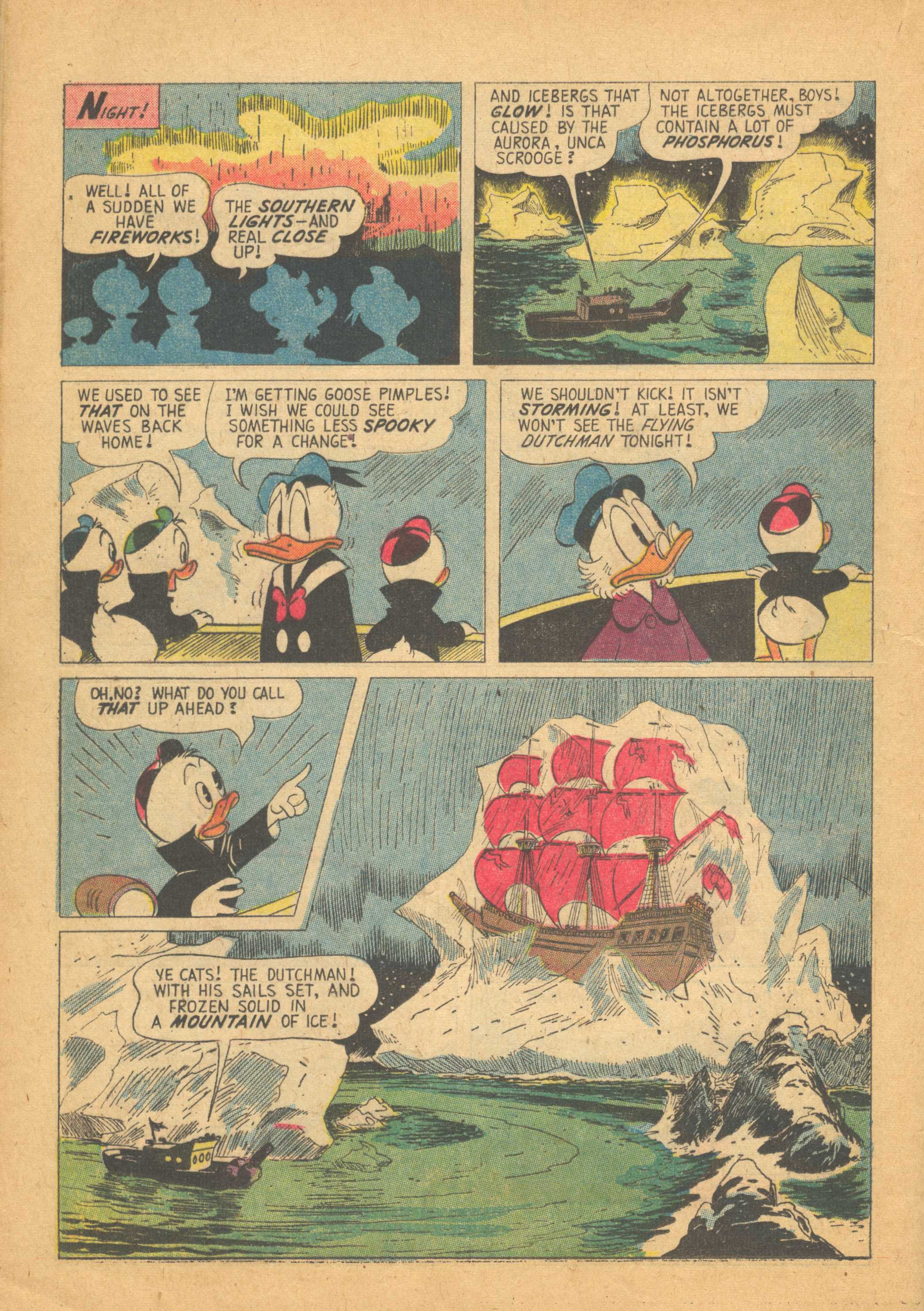 Read online Uncle Scrooge (1953) comic -  Issue #25 - 20