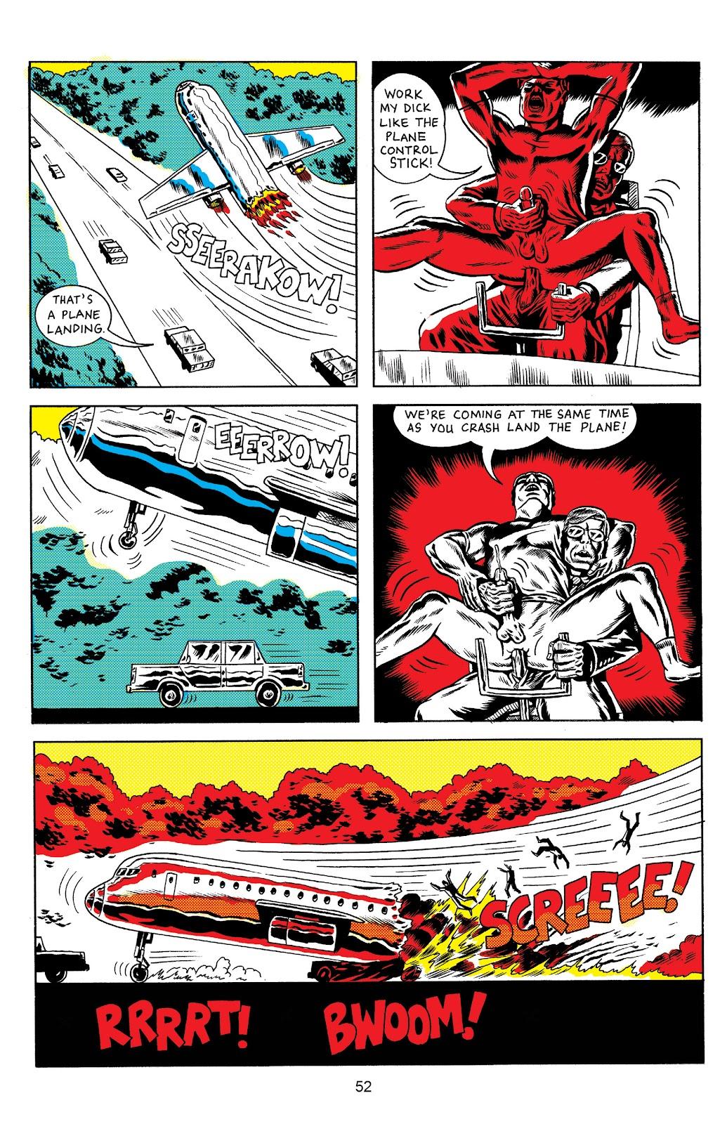 Read online Terror Assaulter: O.M.W.O.T (One Man War On Terror) comic -  Issue # TPB - 52