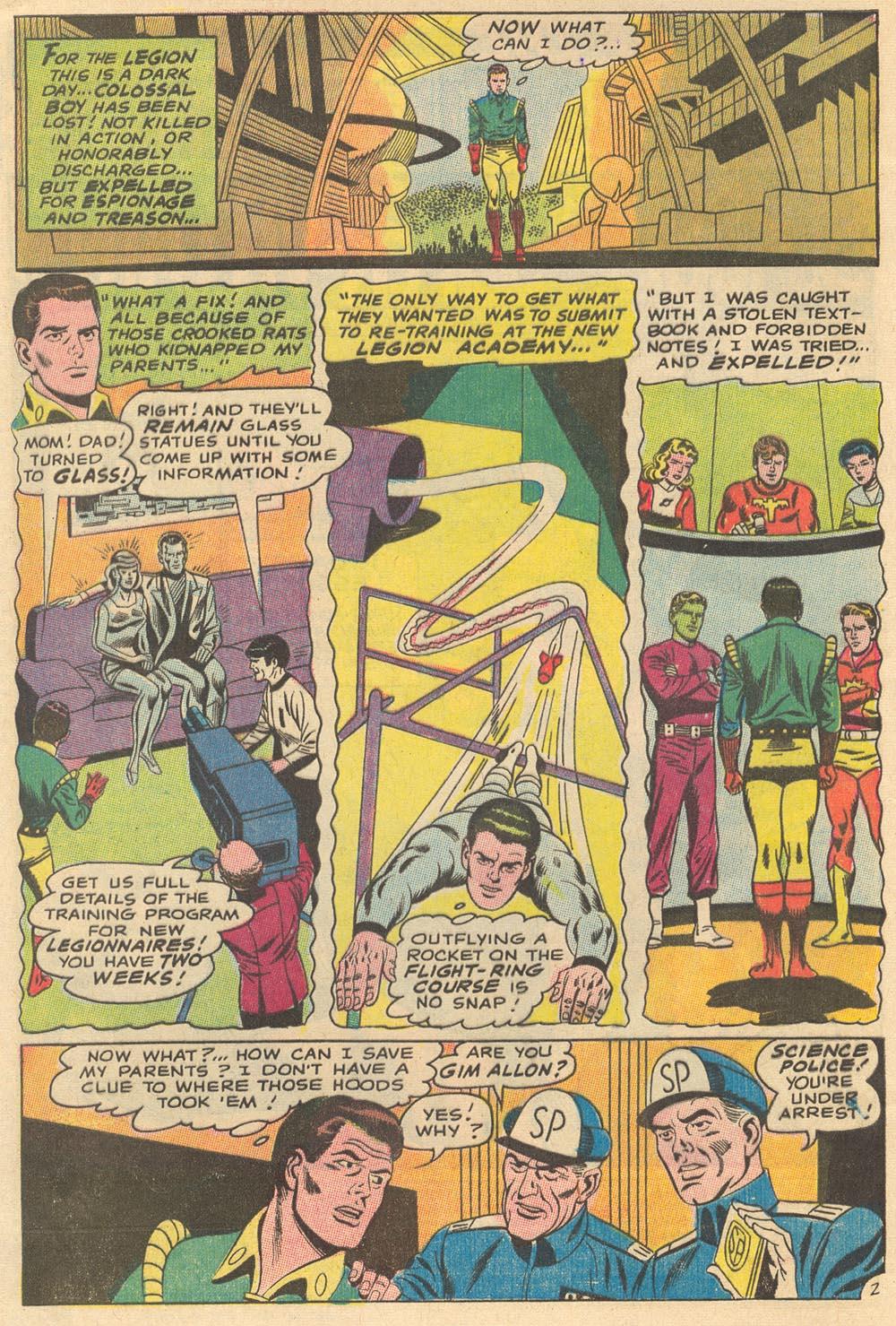 Read online Adventure Comics (1938) comic -  Issue #372 - 3
