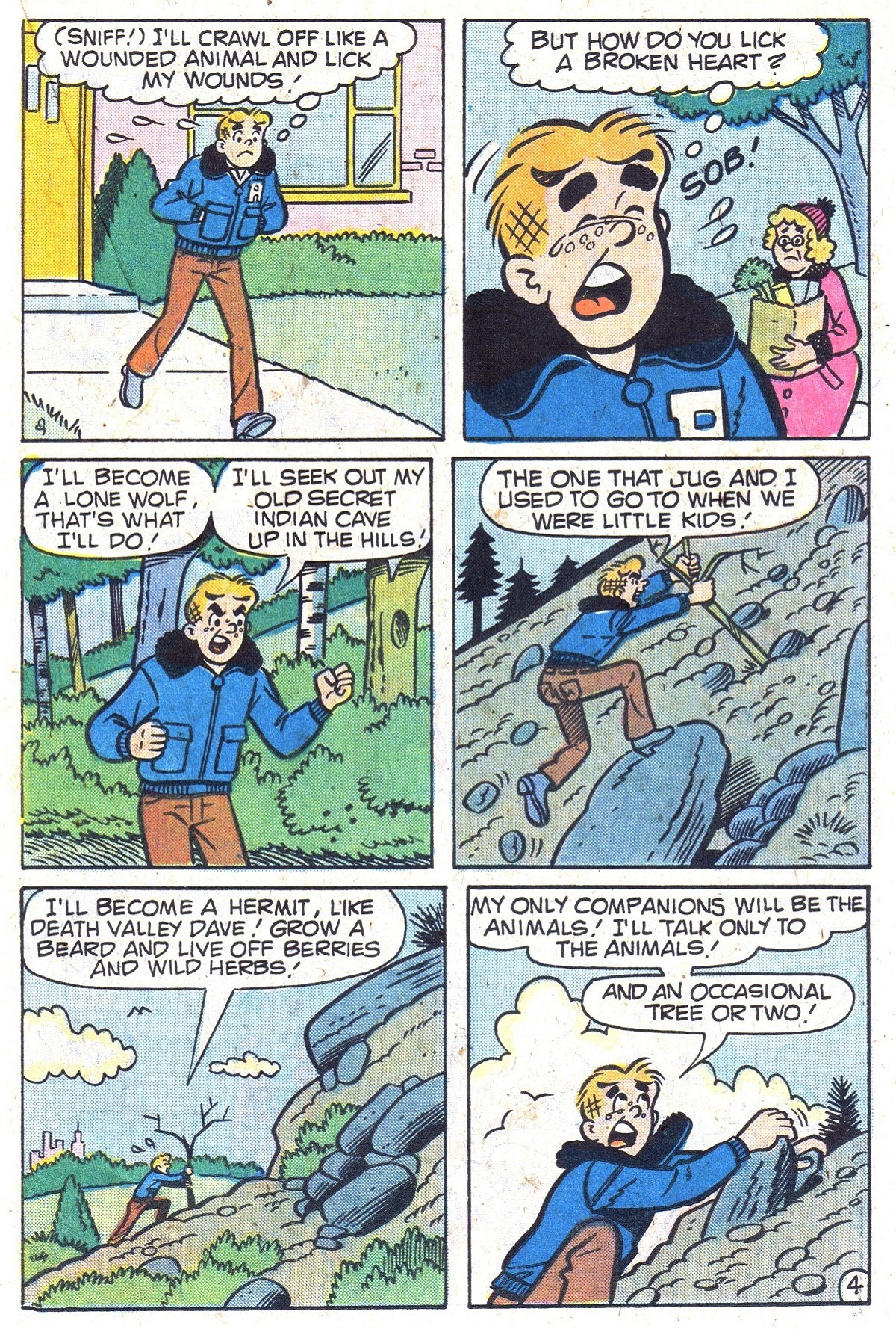 Read online Archie (1960) comic -  Issue #300 - 23