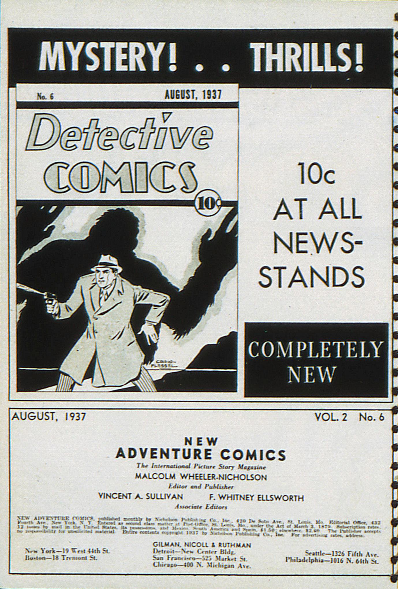 Read online Adventure Comics (1938) comic -  Issue #18 - 3