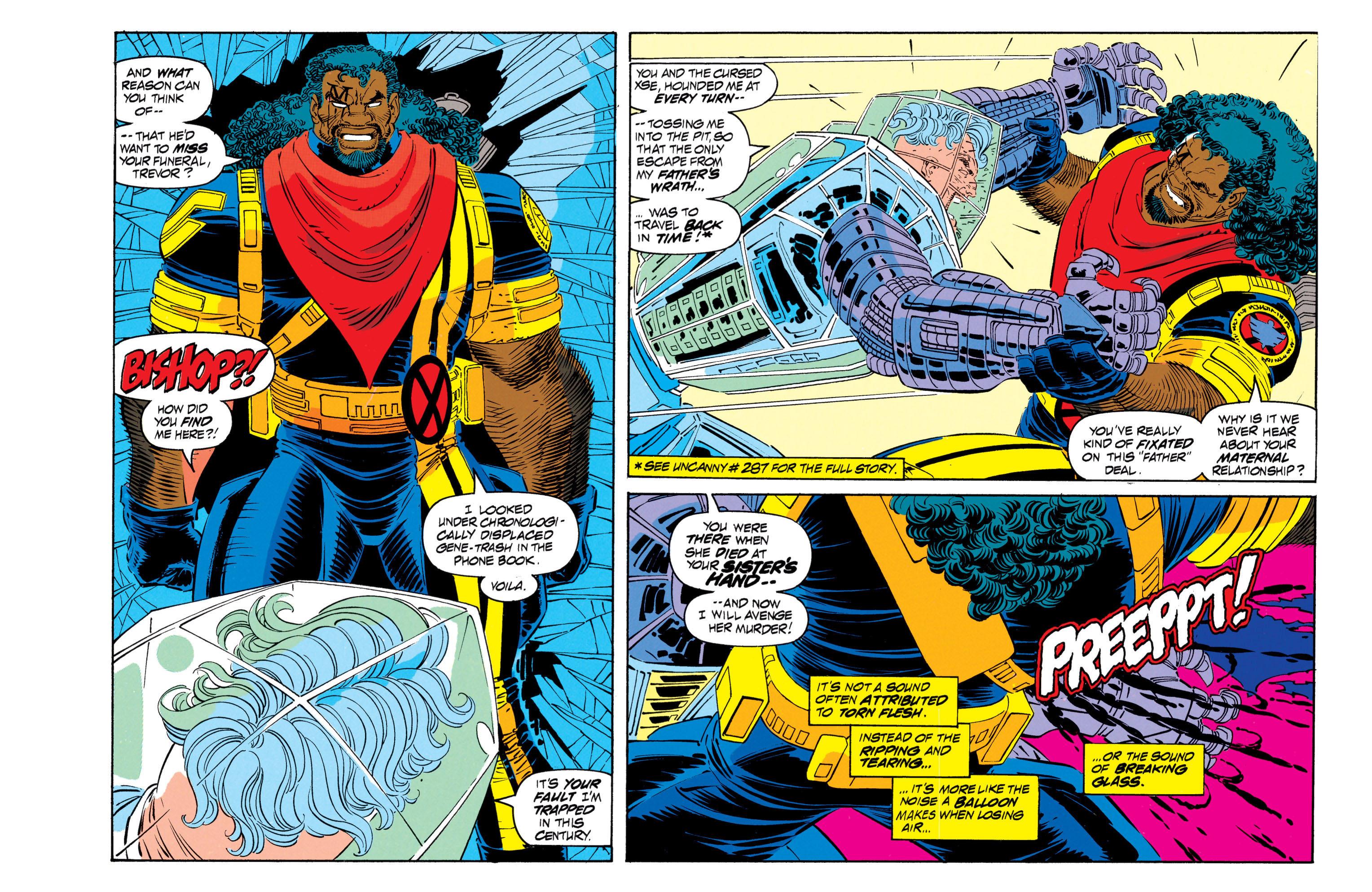 Read online Uncanny X-Men (1963) comic -  Issue #301 - 19