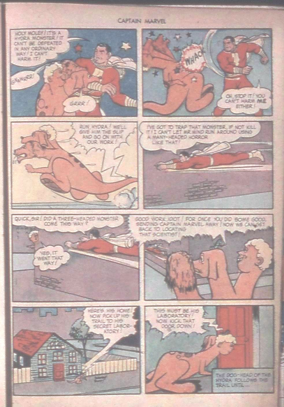 Captain Marvel Adventures issue 42 - Page 35
