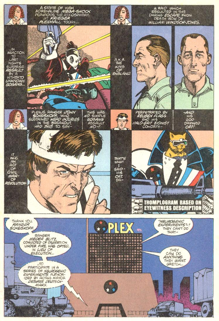 Read online American Flagg! comic -  Issue #12 - 2