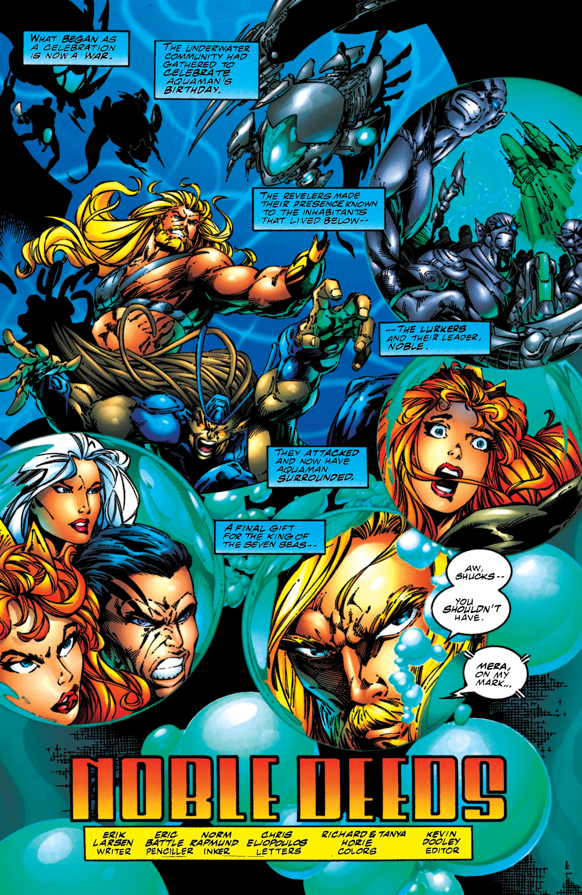 Read online Aquaman (1994) comic -  Issue #51 - 2