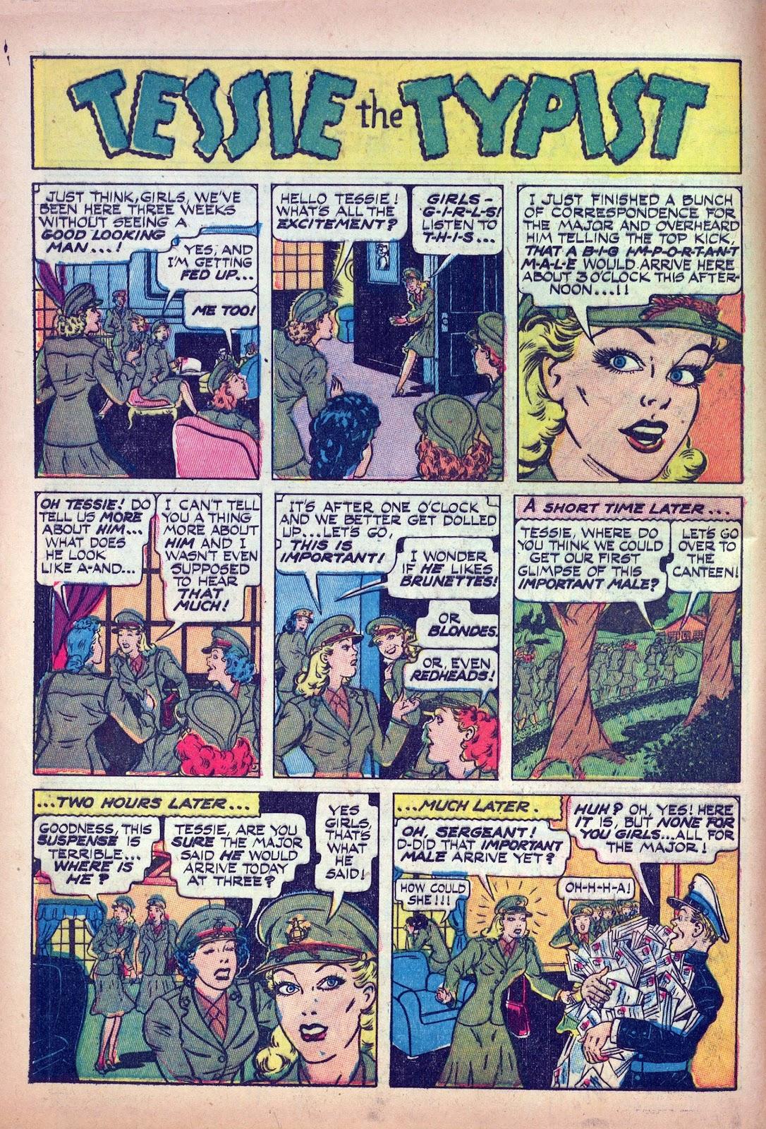 Read online Joker Comics comic -  Issue #13 - 12