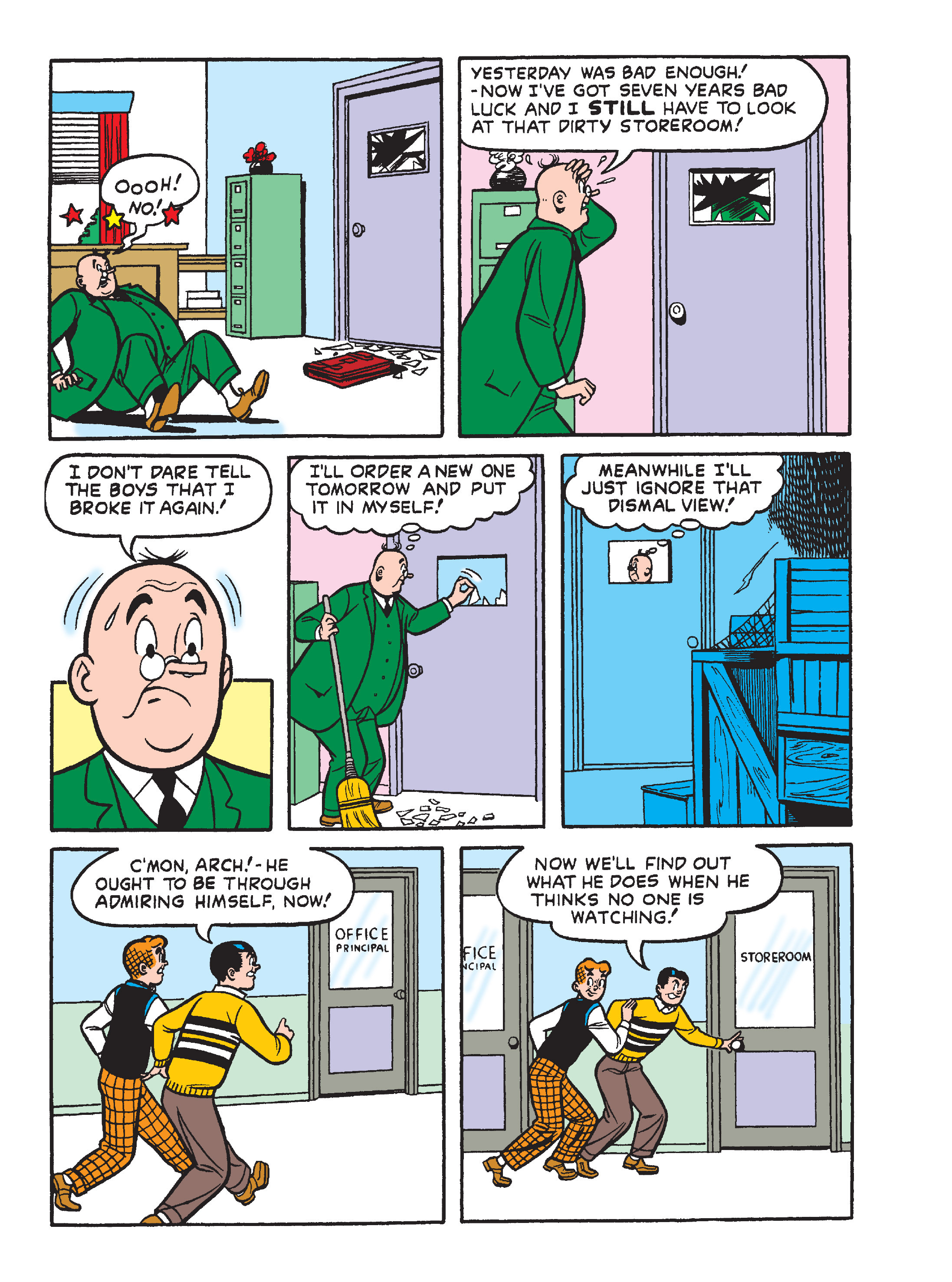 Read online World of Archie Double Digest comic -  Issue #55 - 155