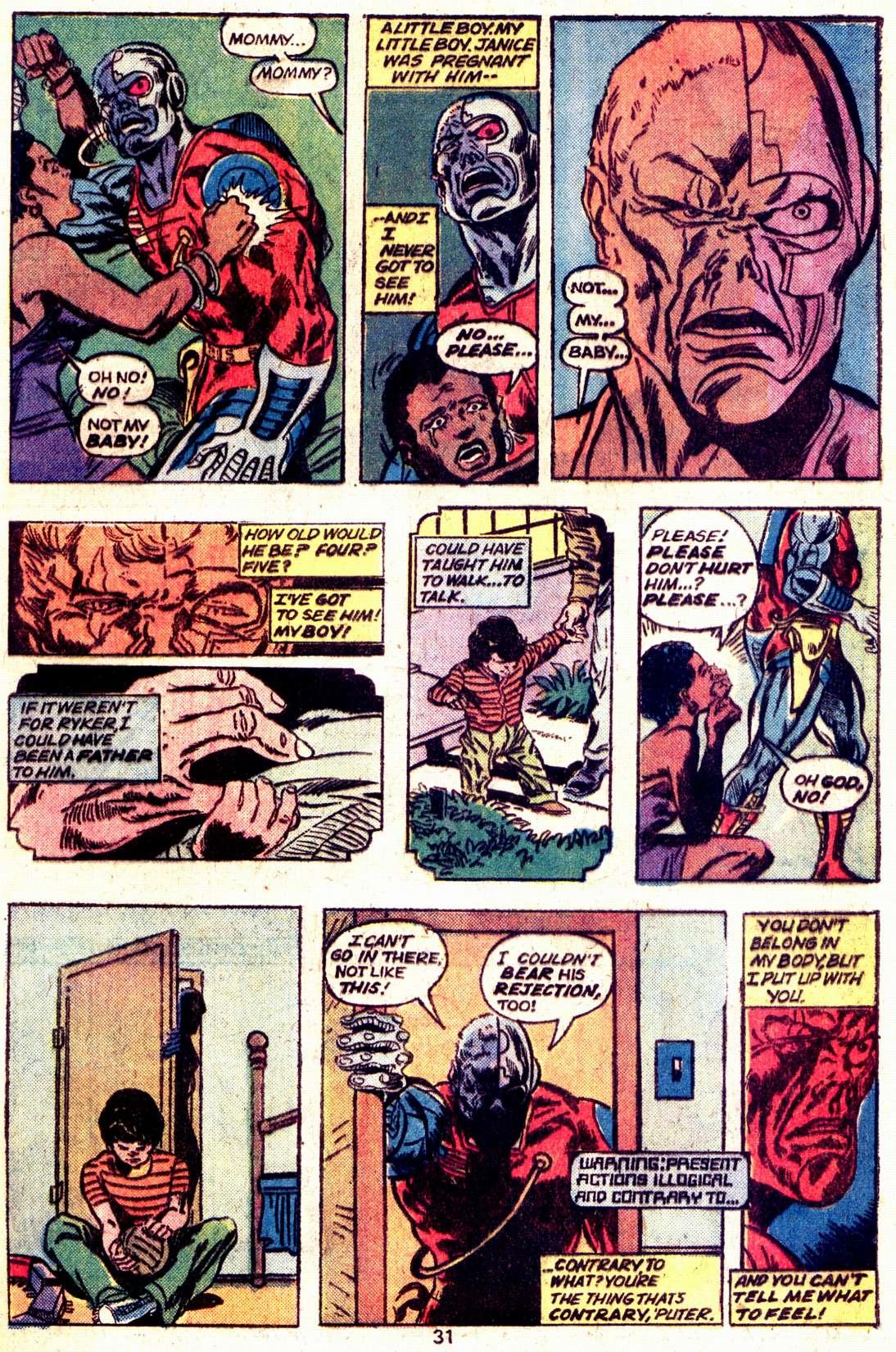 Read online Astonishing Tales (1970) comic -  Issue #27 - 19