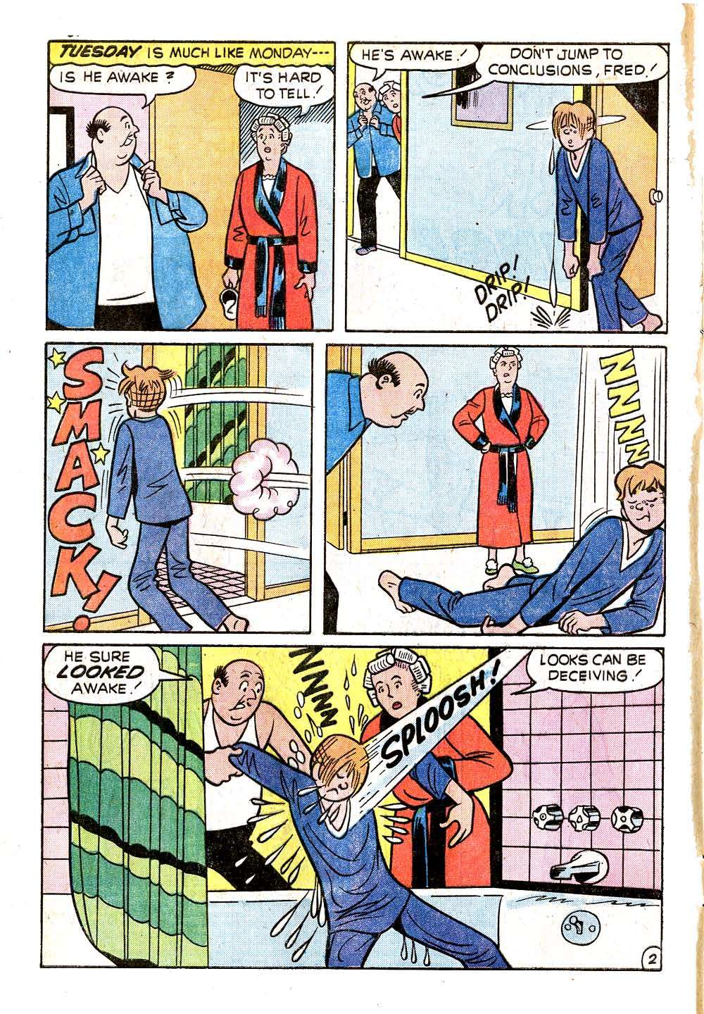Read online Archie (1960) comic -  Issue #233 - 4