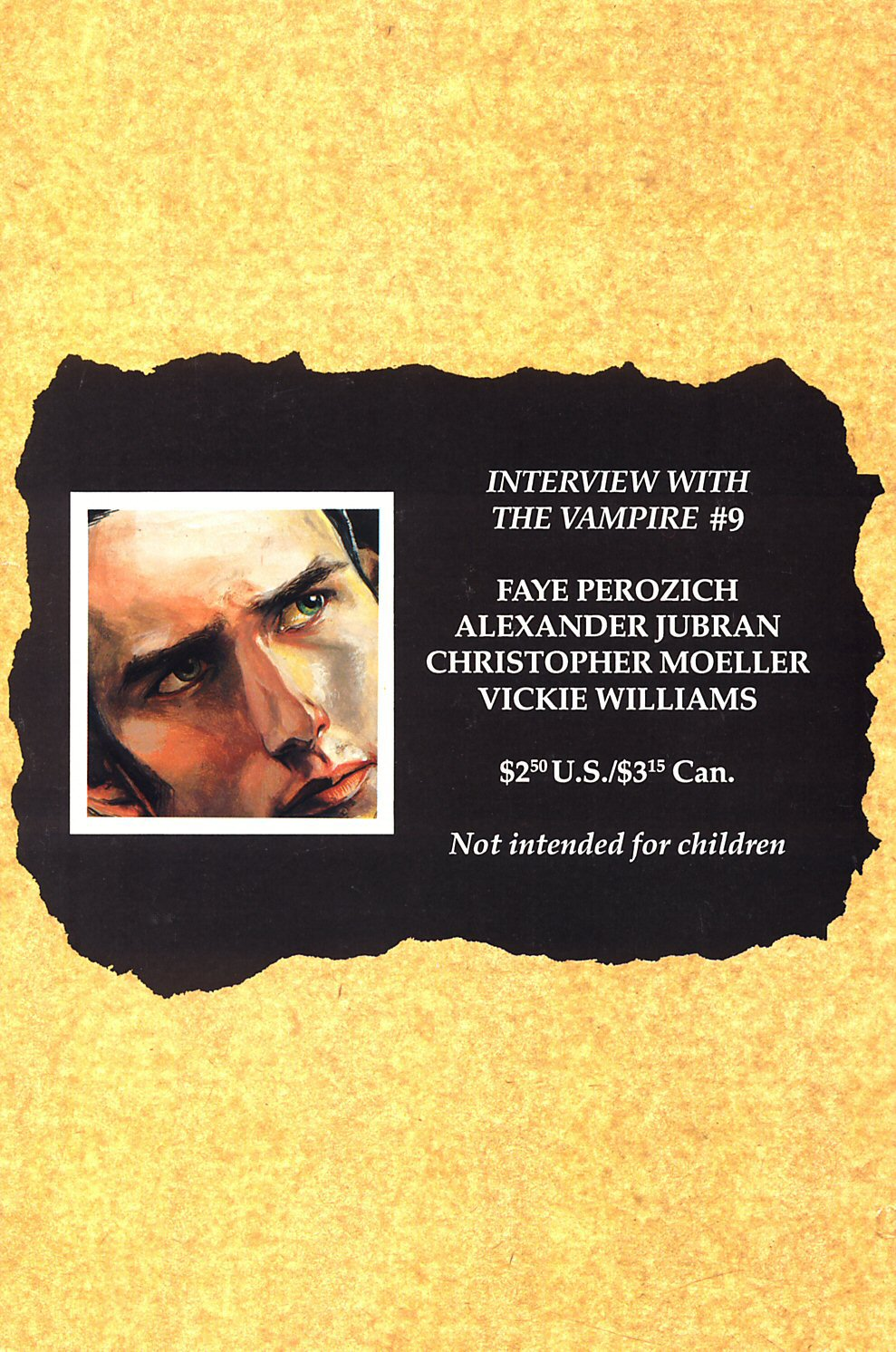 Read online Anne Rice's Interview with the Vampire comic -  Issue #9 - 4