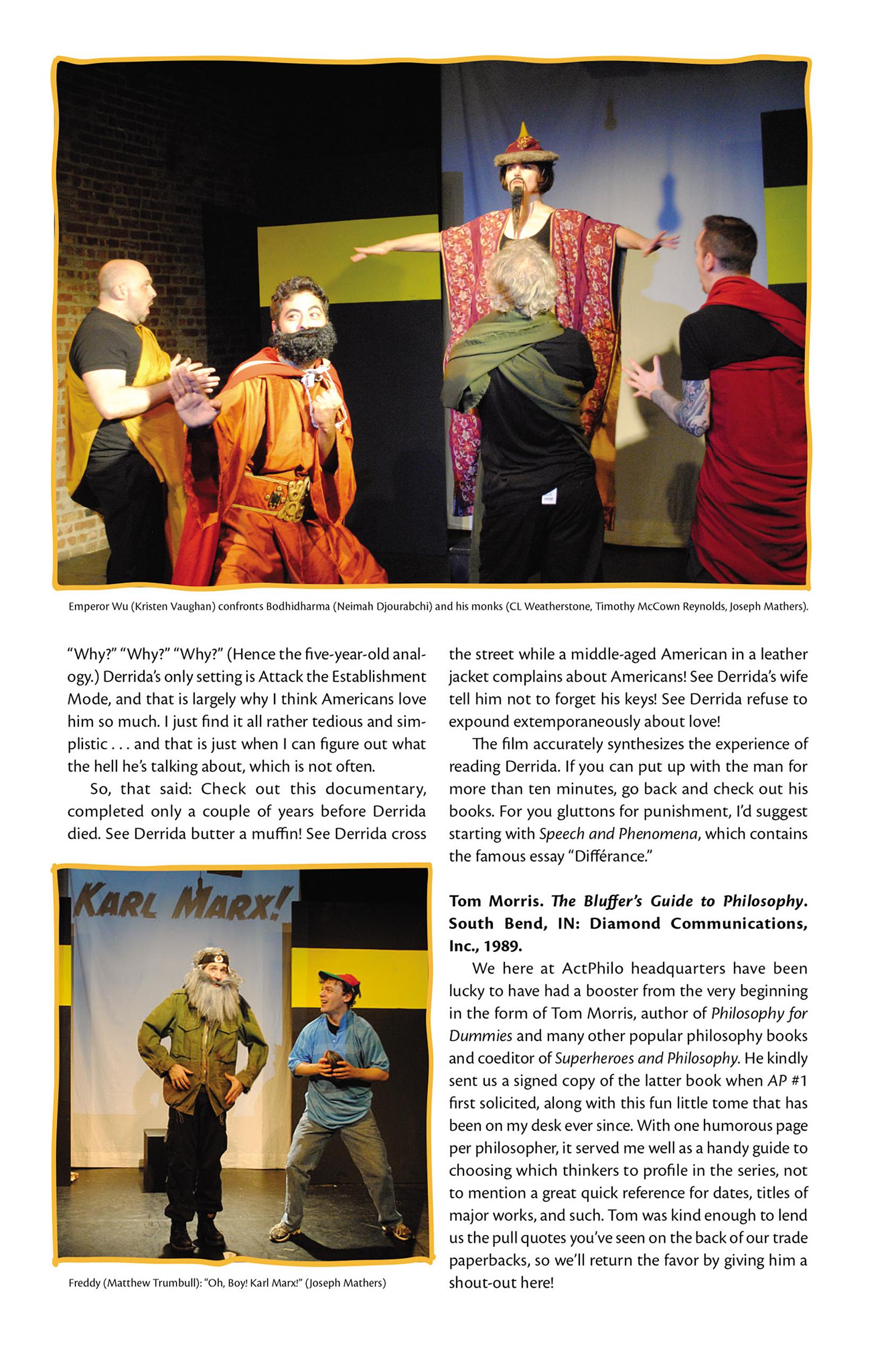 Read online Action Philosophers! comic -  Issue #Action Philosophers! TPB (Part 2) - 177