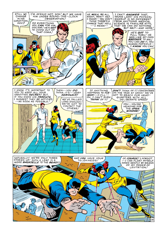 Uncanny X-Men (1963) 17 Page 14