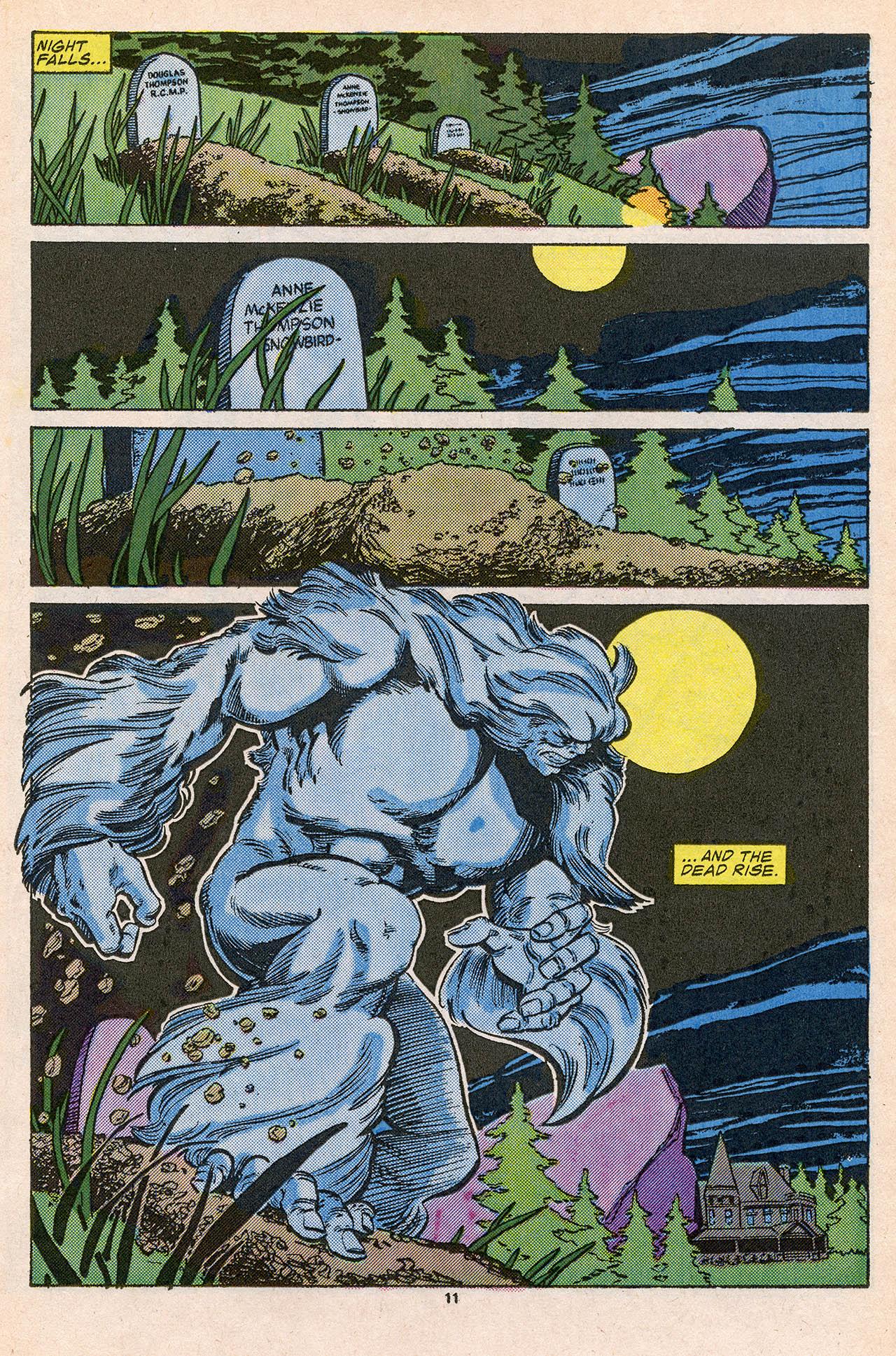 Read online Alpha Flight (1983) comic -  Issue #45 - 17