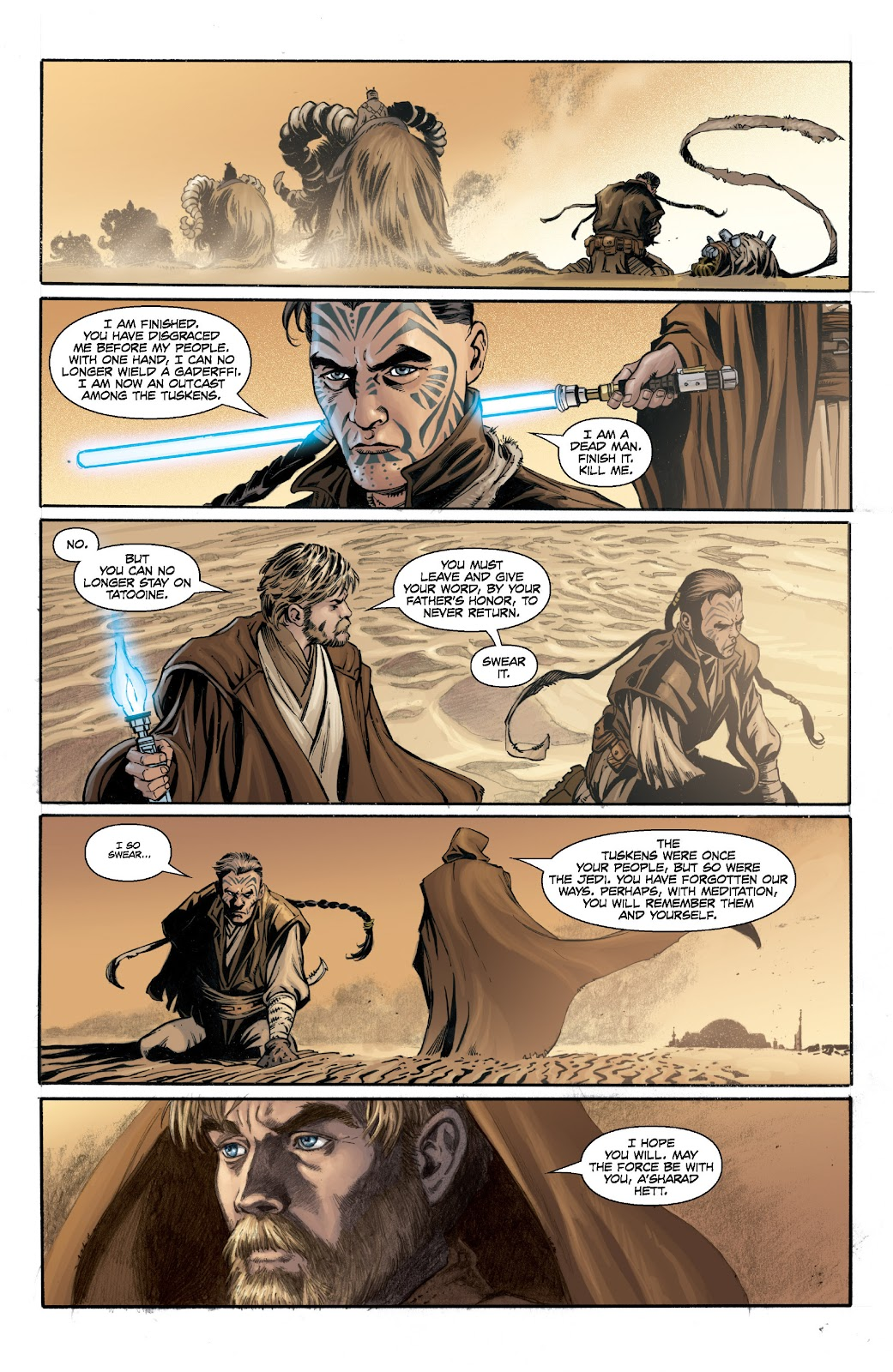 Read online Star Wars Legends: Legacy - Epic Collection comic -  Issue # TPB 1 (Part 4) - 84
