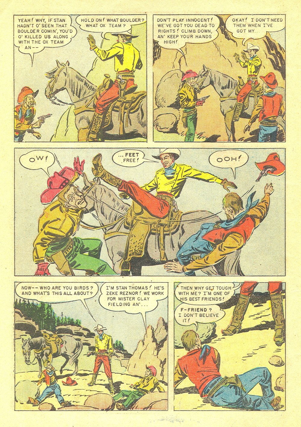 Four Color Comics issue 278 - Page 12