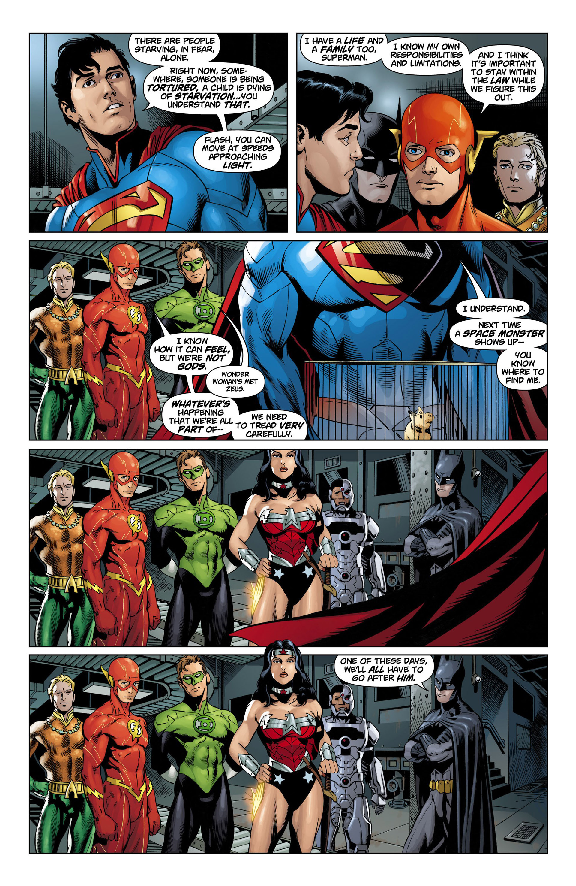Read online Action Comics (2011) comic -  Issue #10 - 9