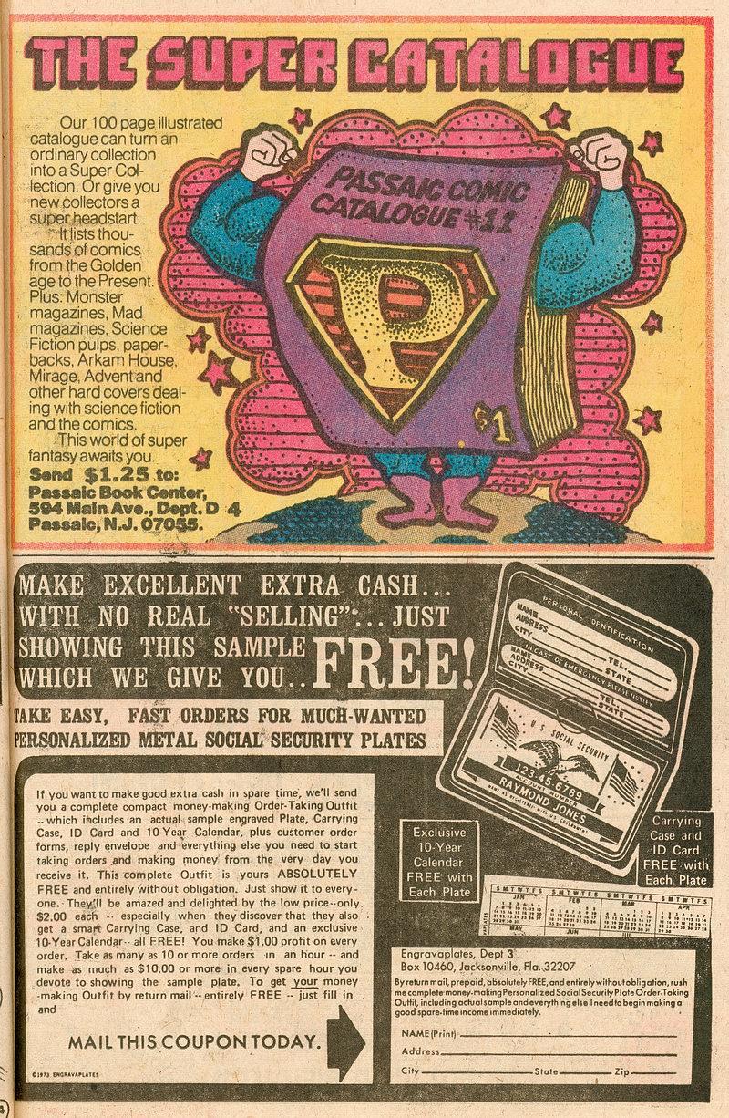 Read online Shazam! (1973) comic -  Issue #12 - 91