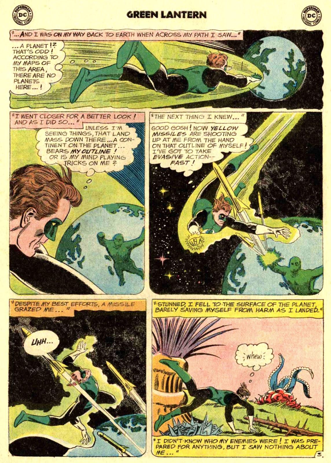 Green Lantern (1960) Issue #24 #27 - English 24
