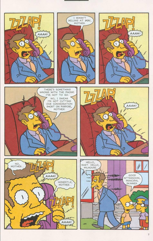 Read online Simpsons Comics comic -  Issue #75 - 8